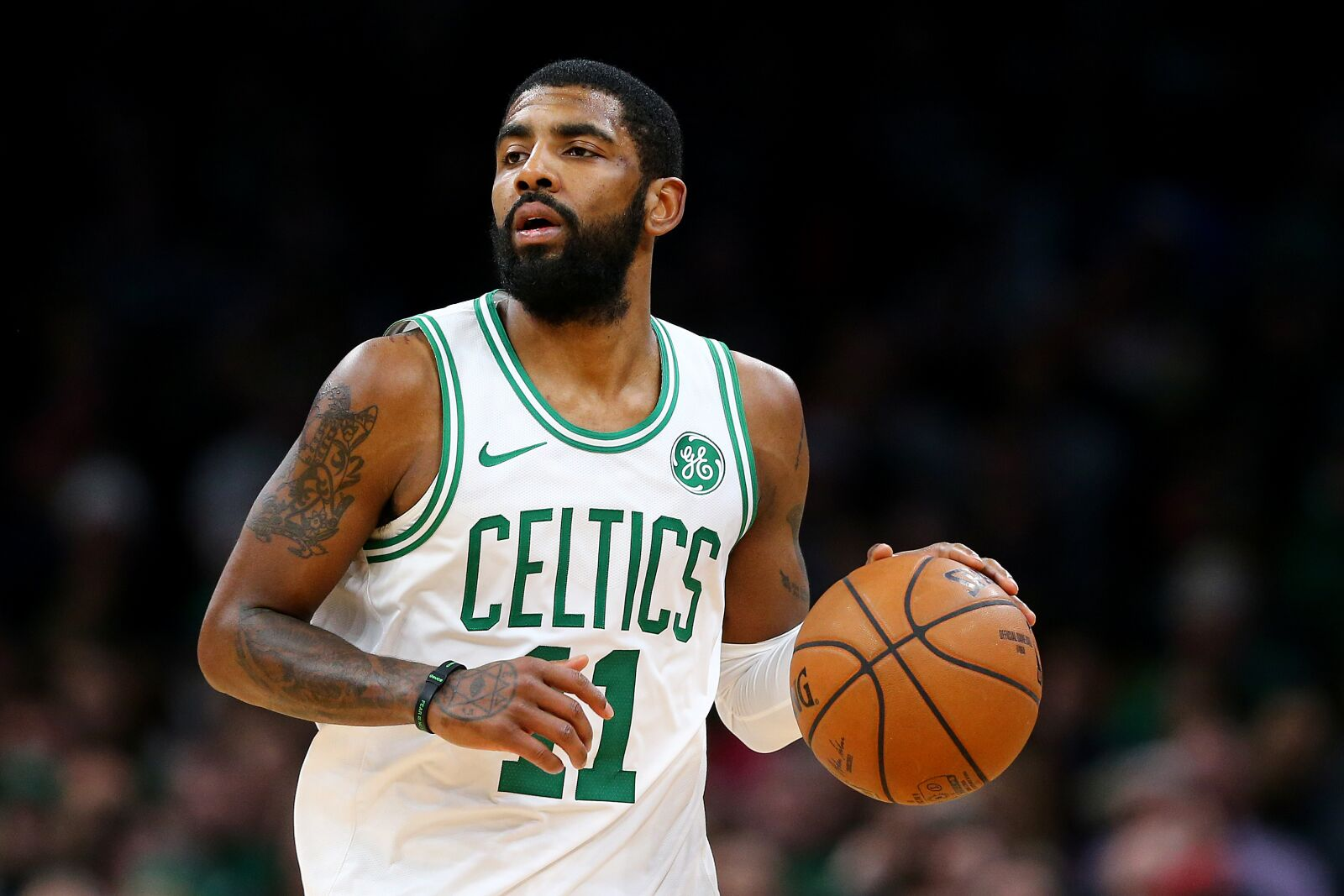 Duke Basketball: Kyrie Irving sets career high in assists in Celtics victory