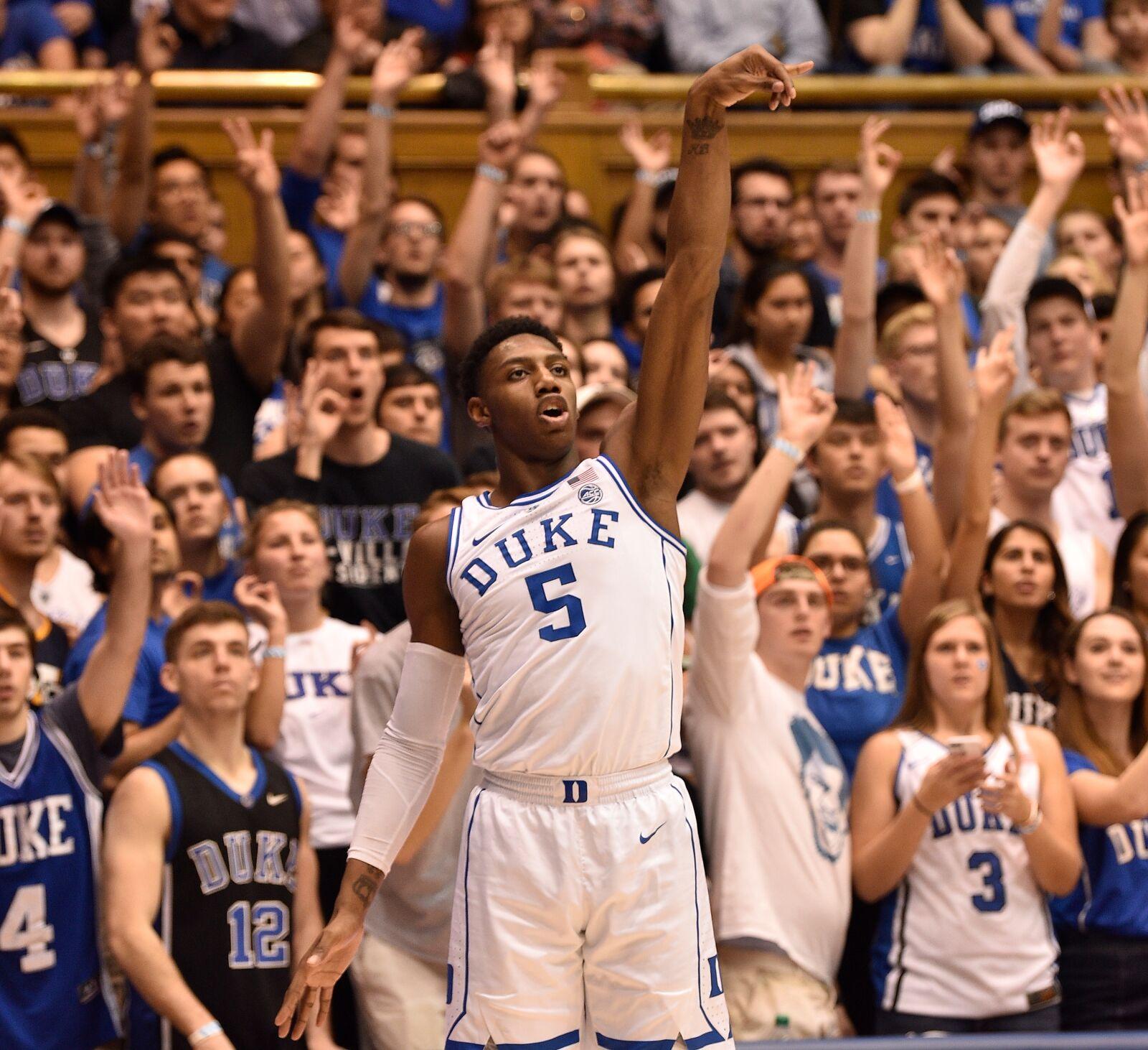 Duke Basketball: R.J. Barrett's triple-double keeps NC State at bay
