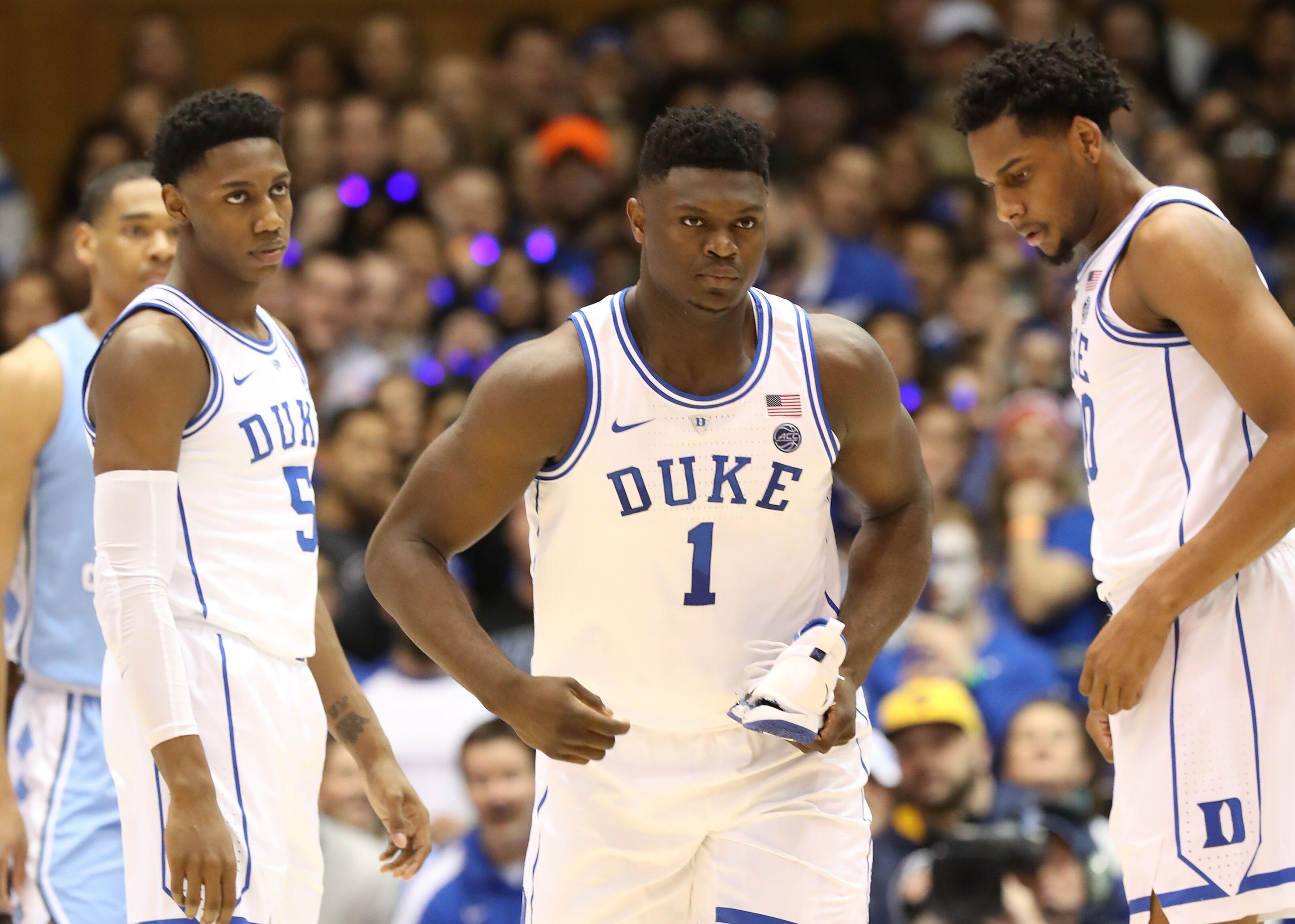 8148f9e1beb Duke Basketball  If healthy