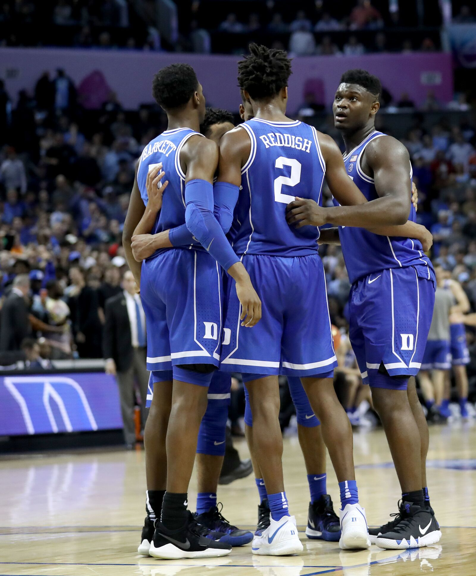 16f6d6d4719 Duke Basketball  Blue Devils playing for ACC Title against Florida State