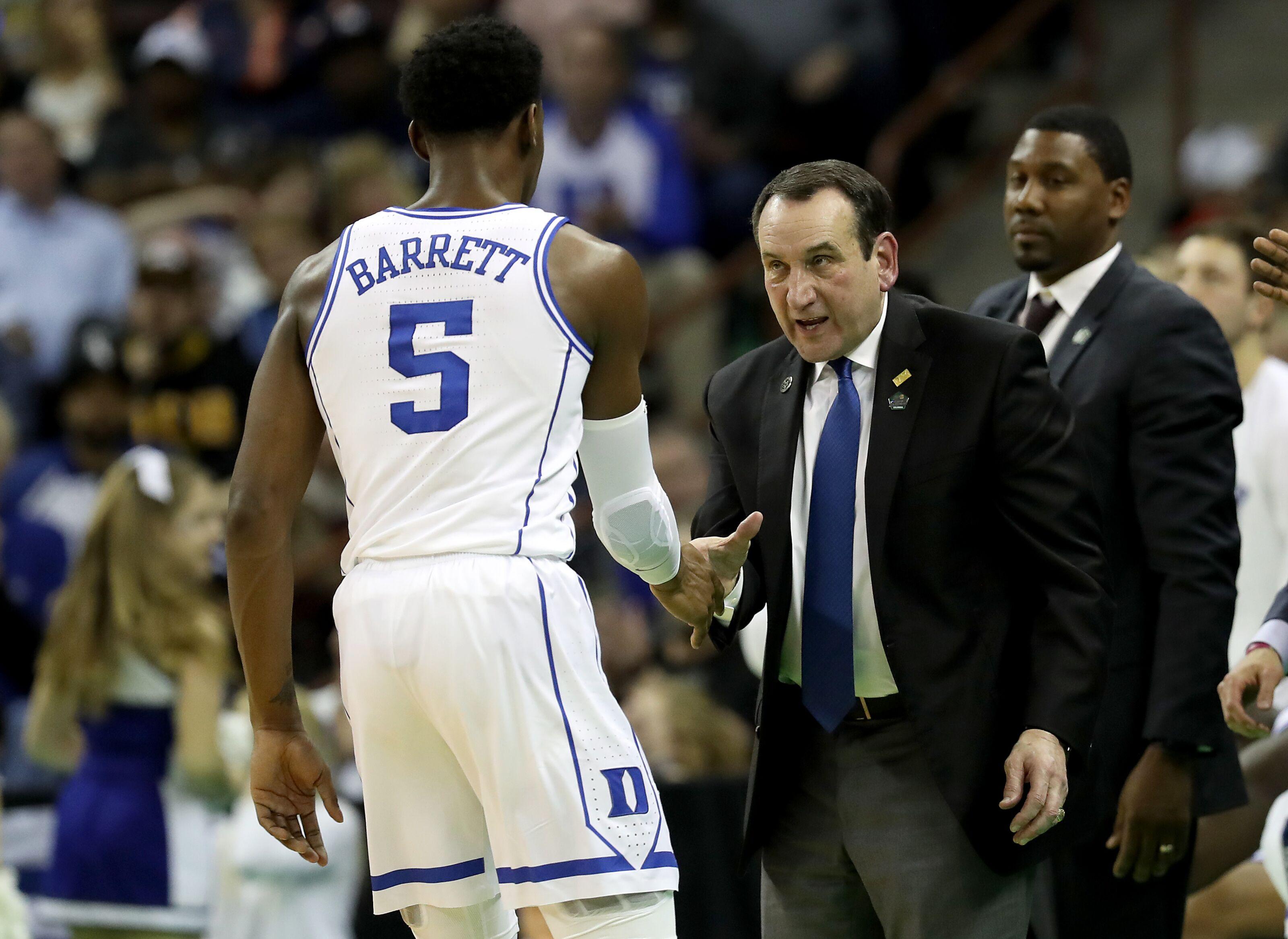 Duke Basketball: With sights set on Sweet 16, Blue Devils face UCF