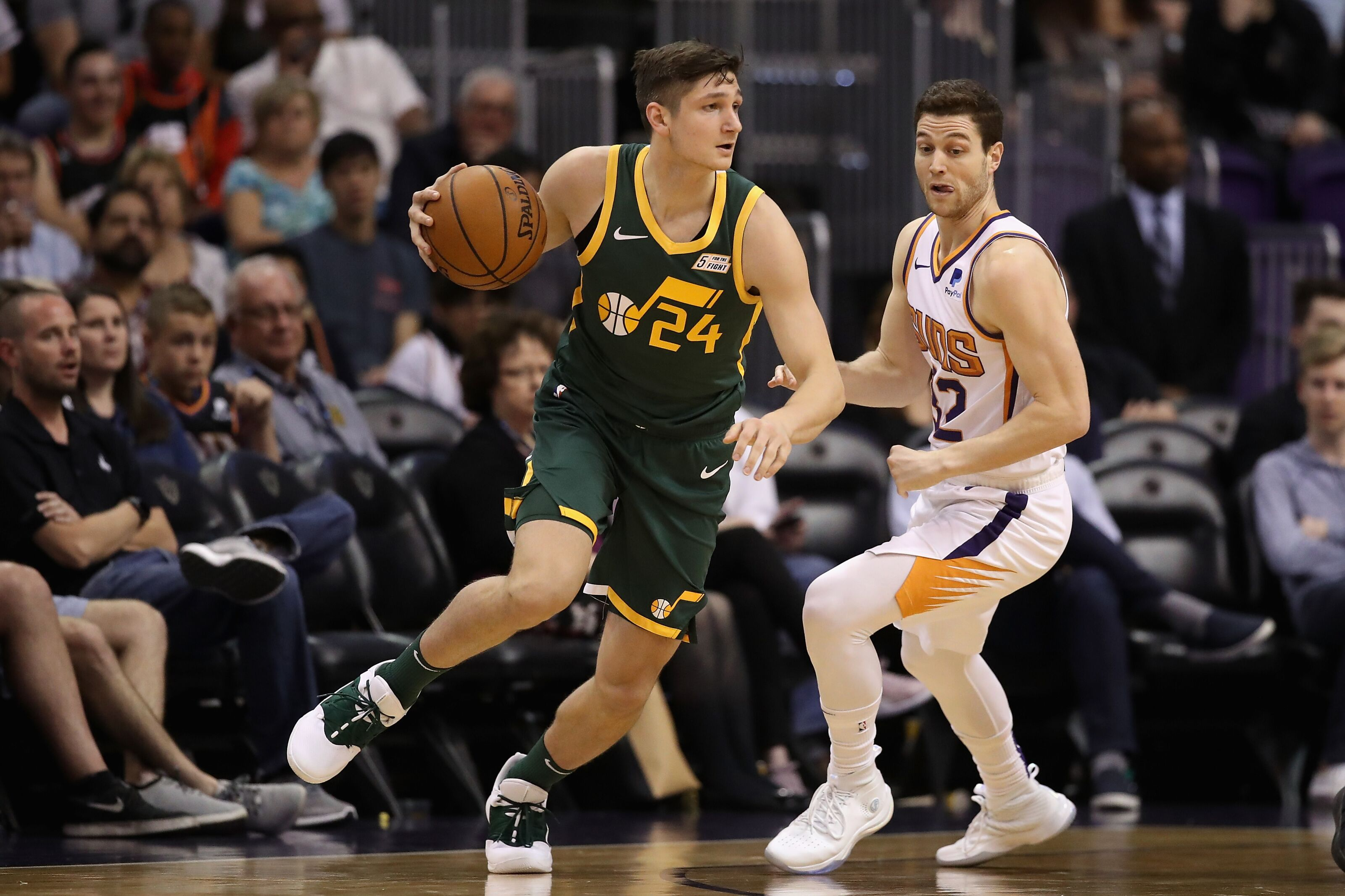 Duke Basketball: Grayson Allen posts career high in Jazz ...