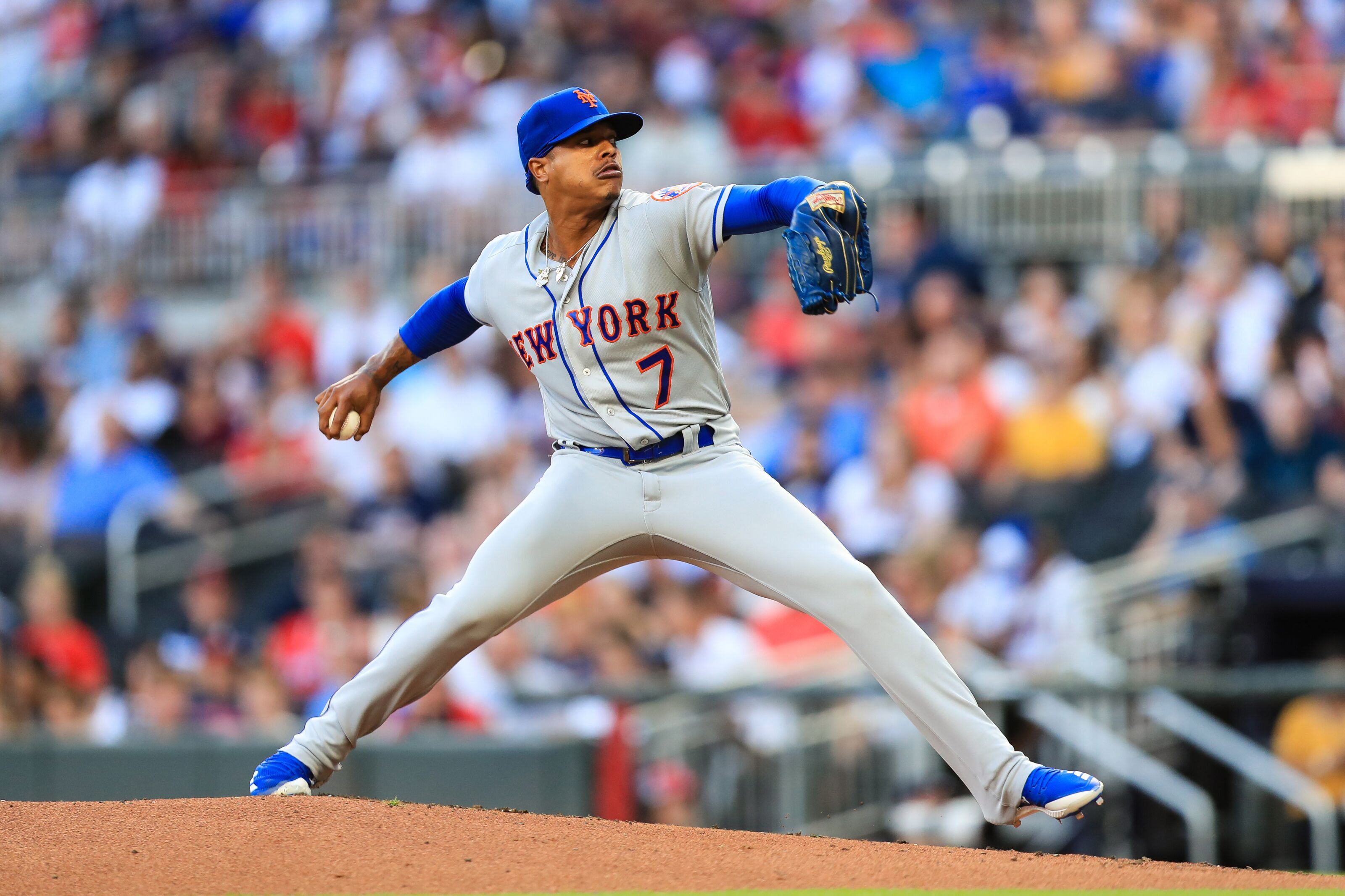 Marcus Stroman gets his first win as a New York Met