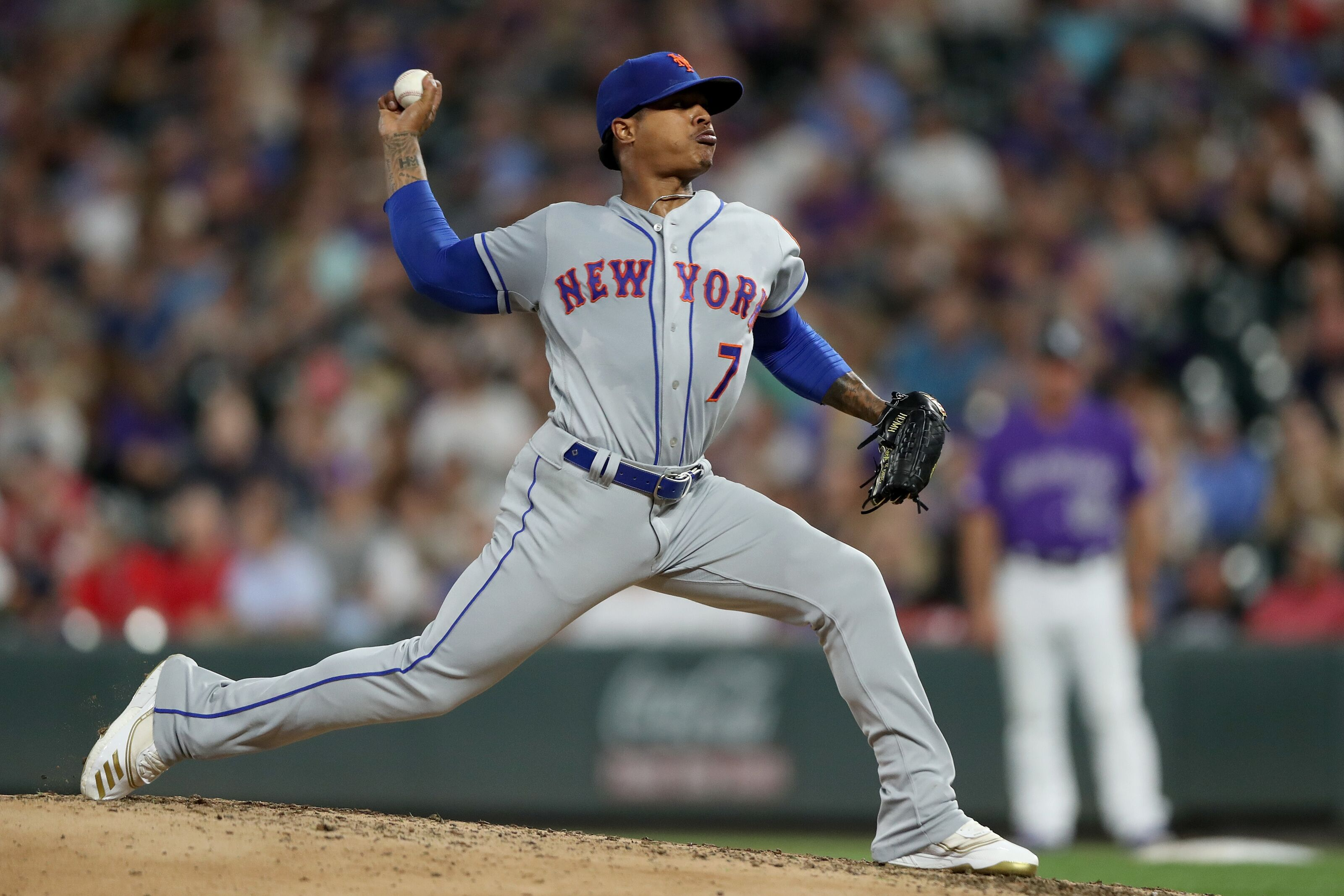 Marcus Stroman throws a gem in Colorado to pull Mets closer to Wild Card