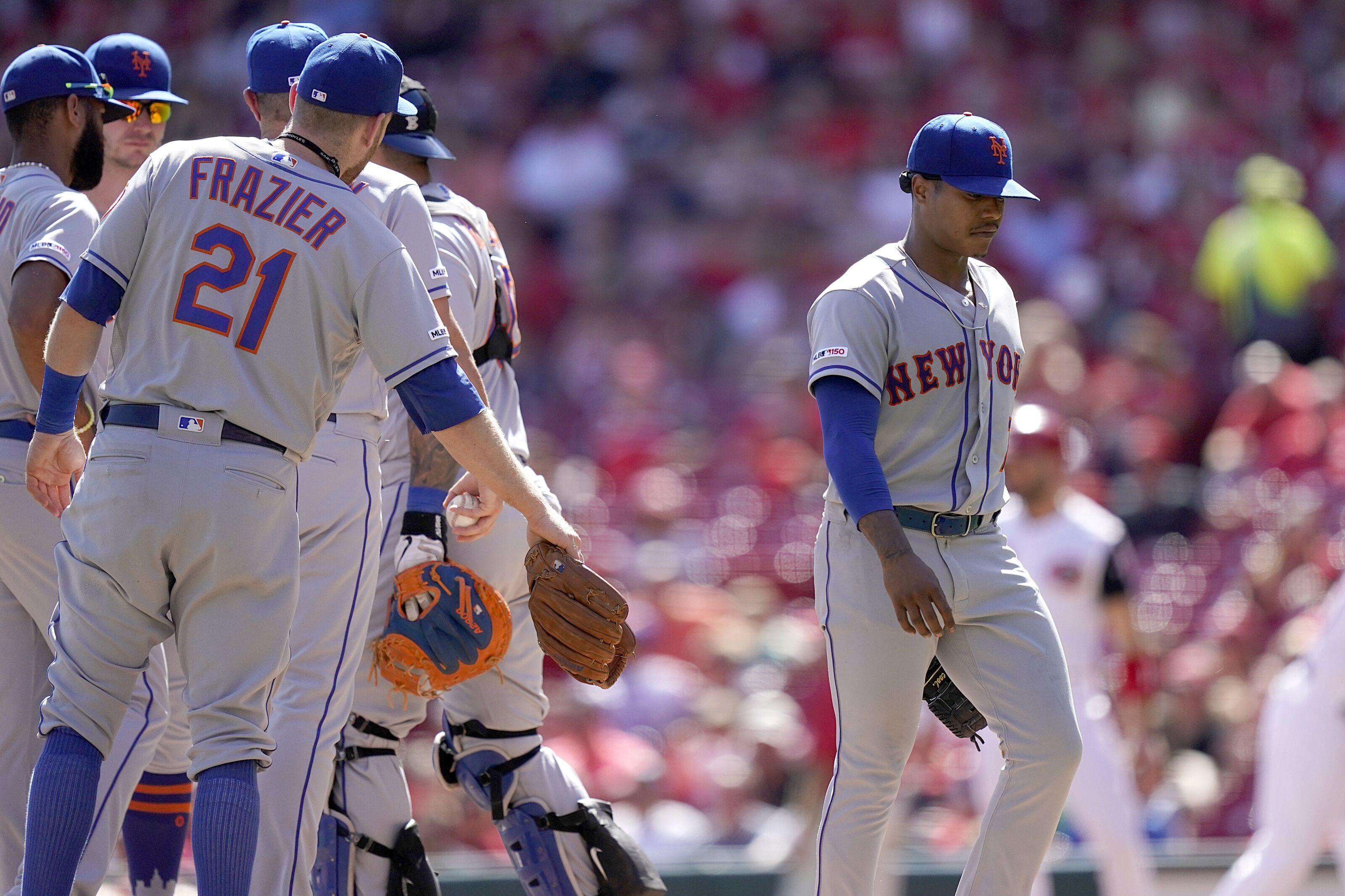 Marcus Stroman effective but doesn't pick up win for Mets in Cincinnati