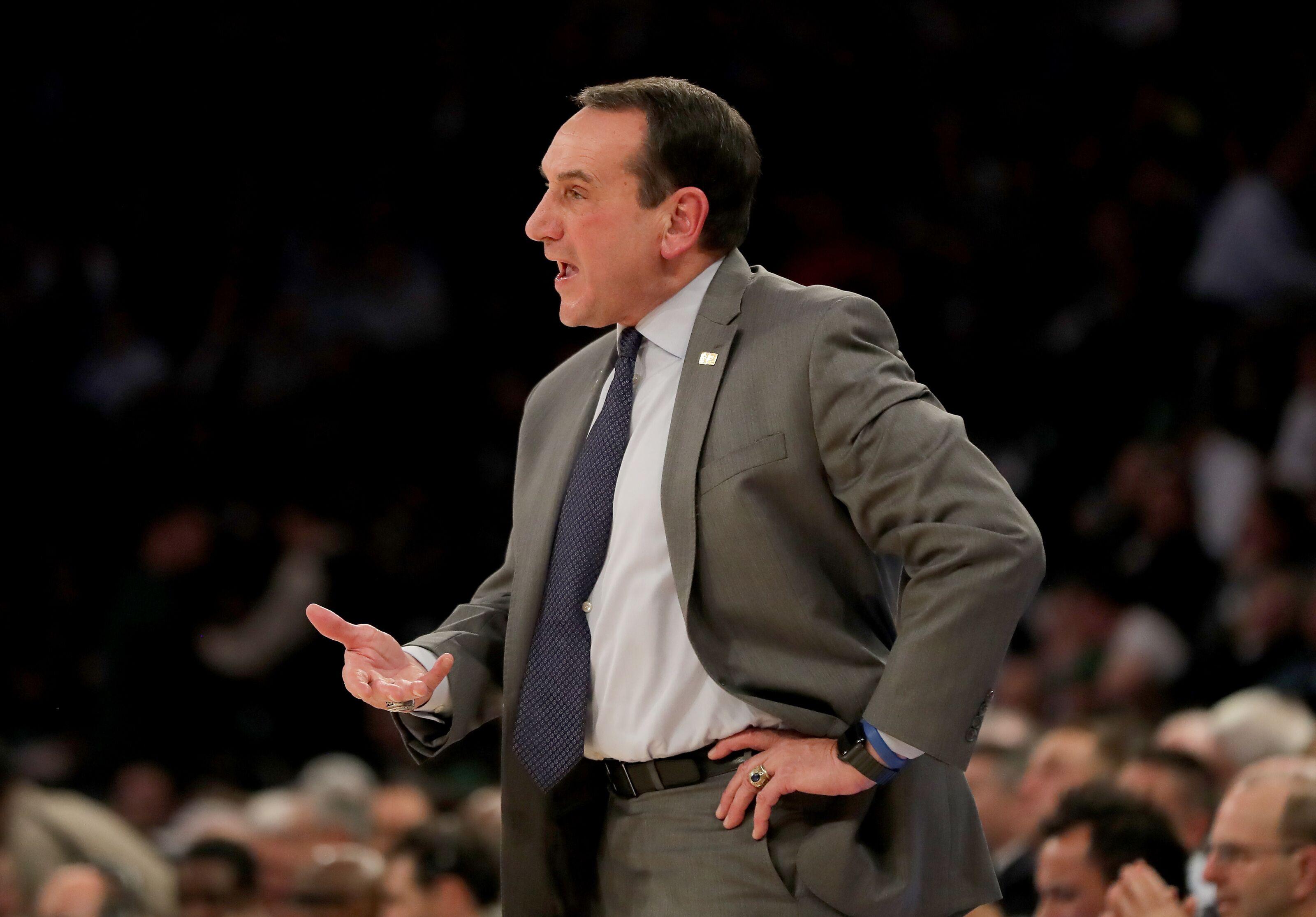 The latest buzz regarding huge Duke basketball target