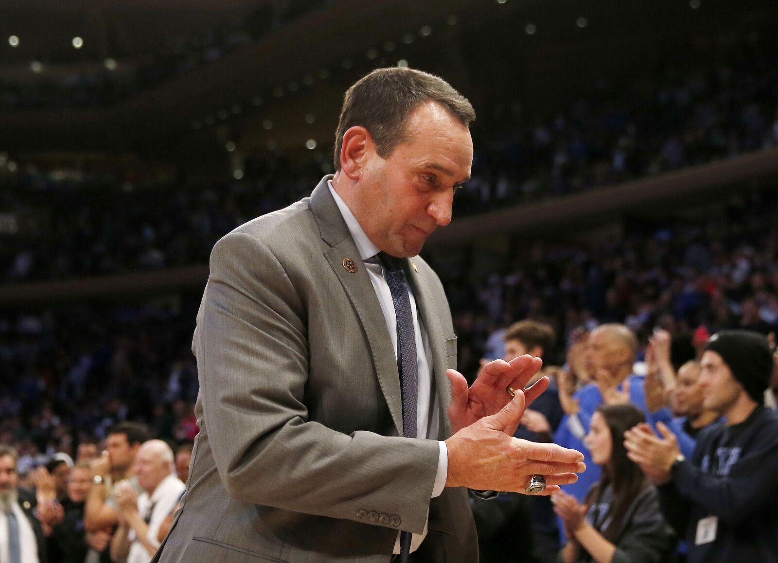 Duke rises to No. 2 in first Associated Press Top-25 Poll of regular season