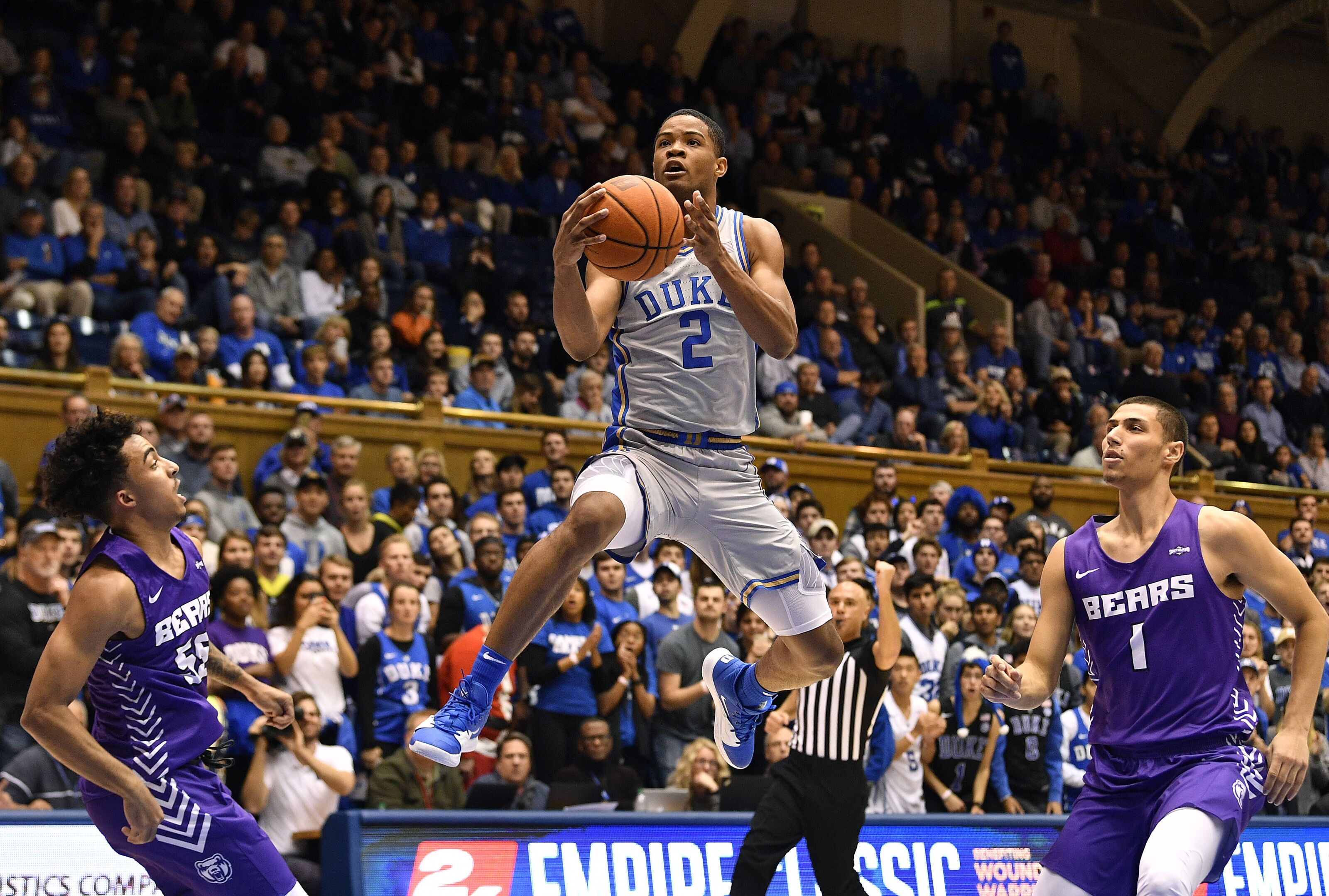 No. 2 Duke on the cusp of No. 1 ranking with Georgia State awaiting