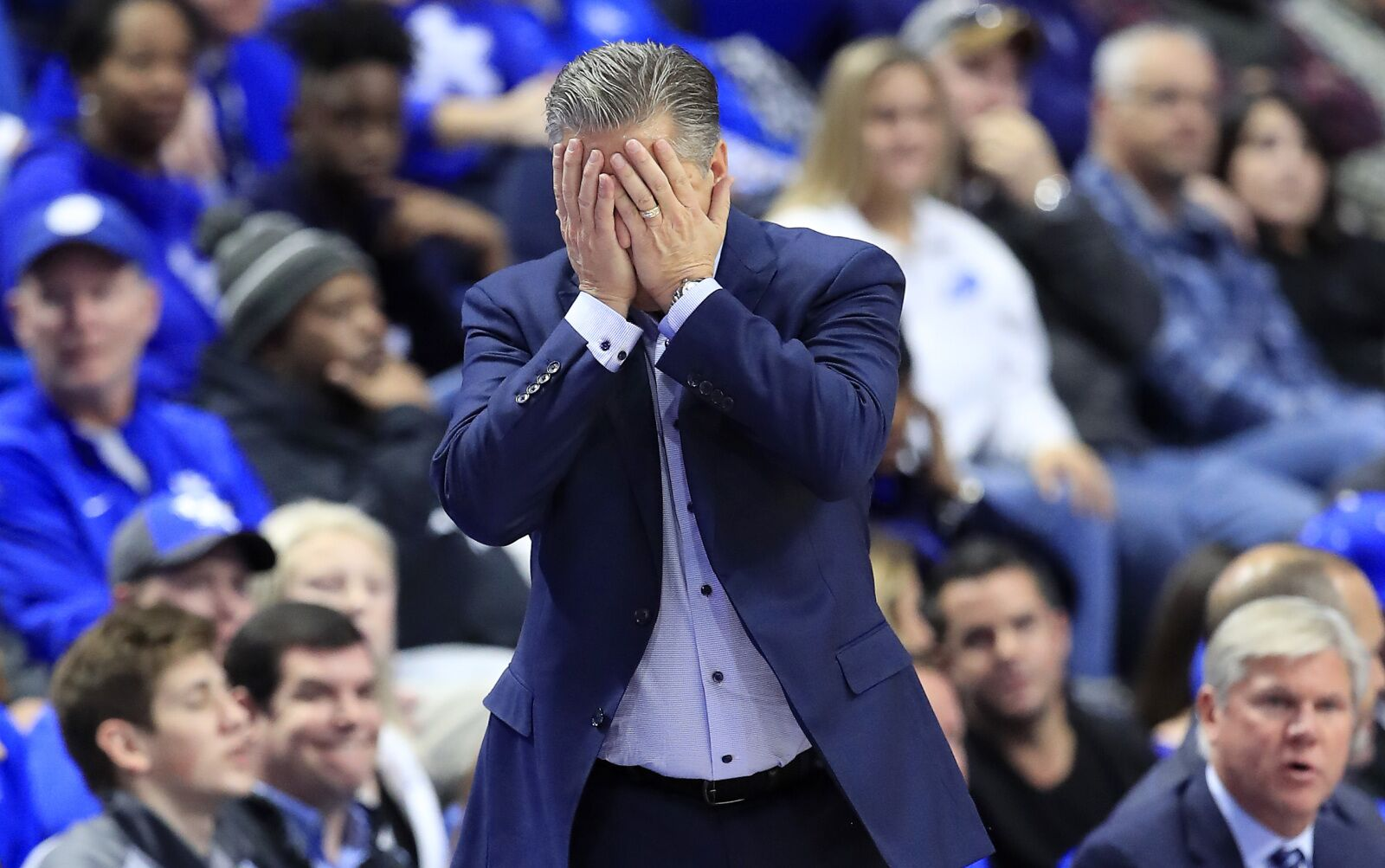 AP should release new poll immediately after Kentucky embarrassment