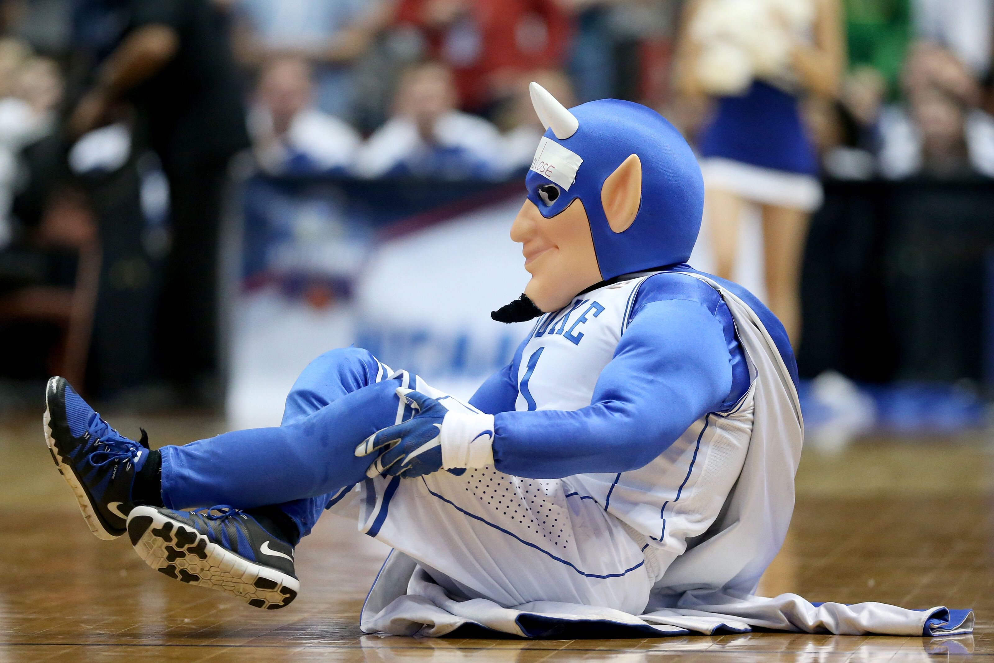 Duke basketball: 2020 C Mark Williams mocks Crystal Ball