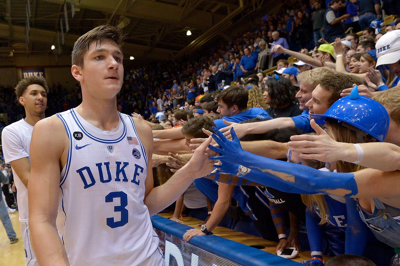 Duke Blue Devils Fans Ranked Among Best in Sports ...
