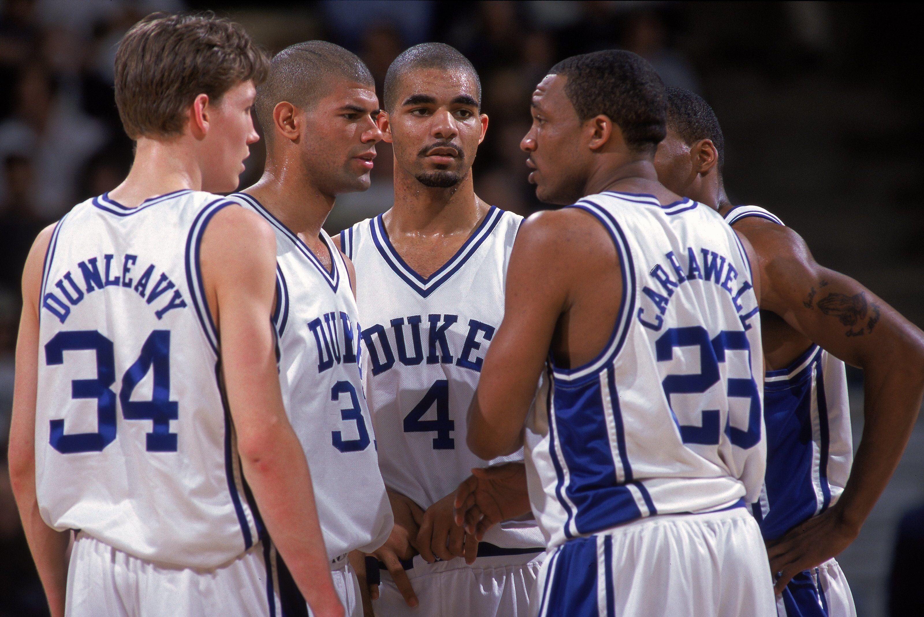 Son of Duke basketball alum has perfect name, dad-like game
