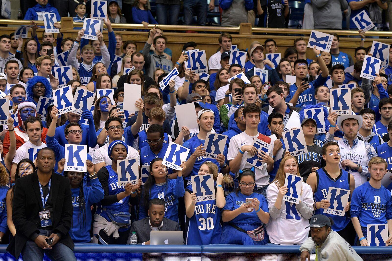 Duke Basketball: Blue-blood battle begins for 2021 PF ...