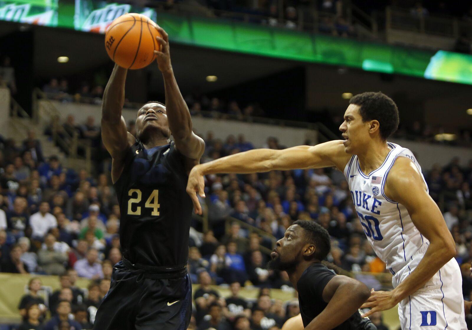 Justin Robinson named Duke Basketball captain for 2019-20 season