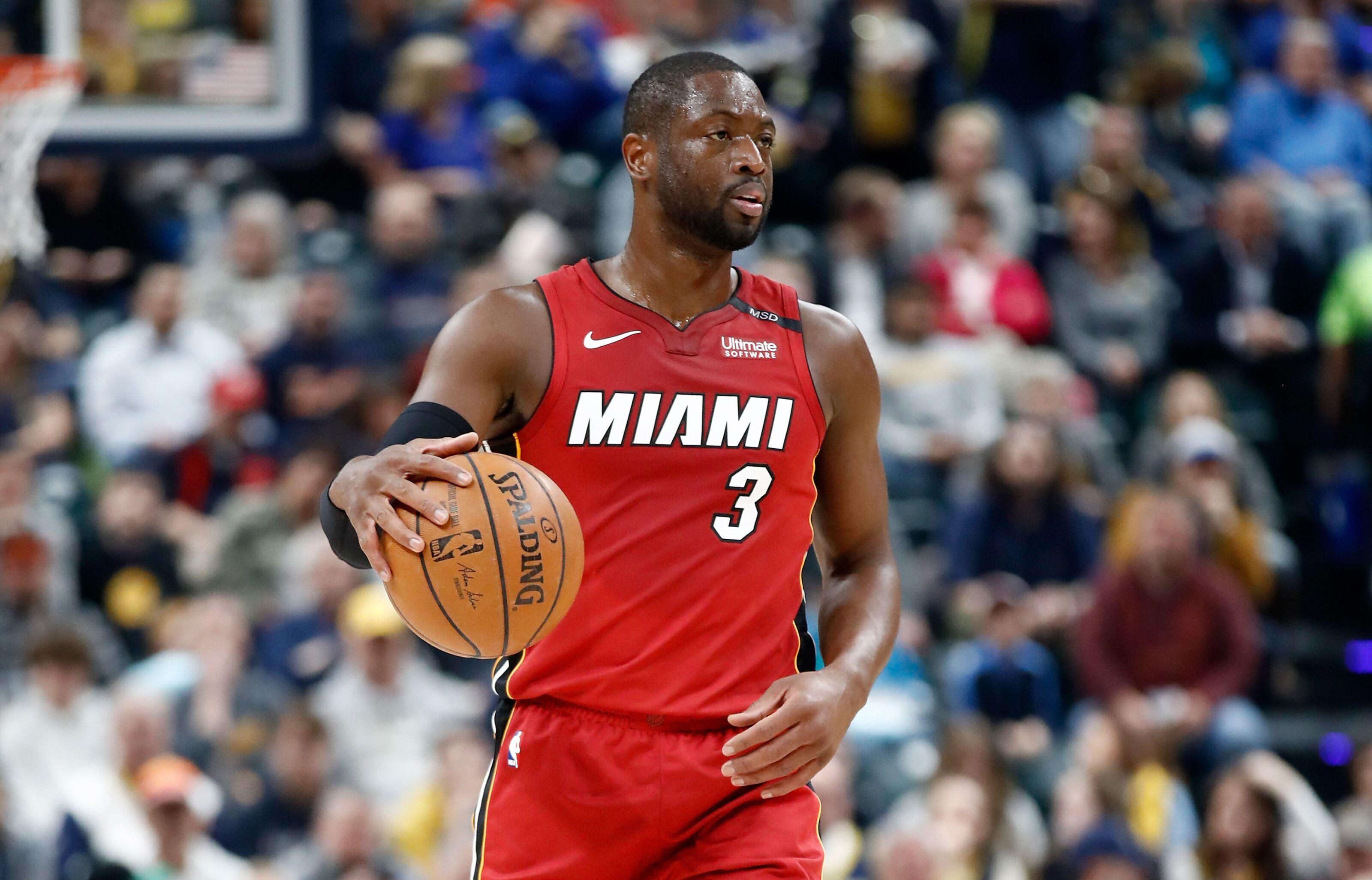 Duke Basketball: Dwyane Wade 'can't wait' to watch Blue Devils