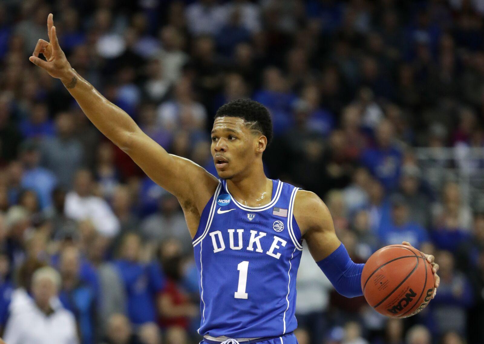 Duke Basketball: Trevon Duval Goes Undrafted in NBA Draft