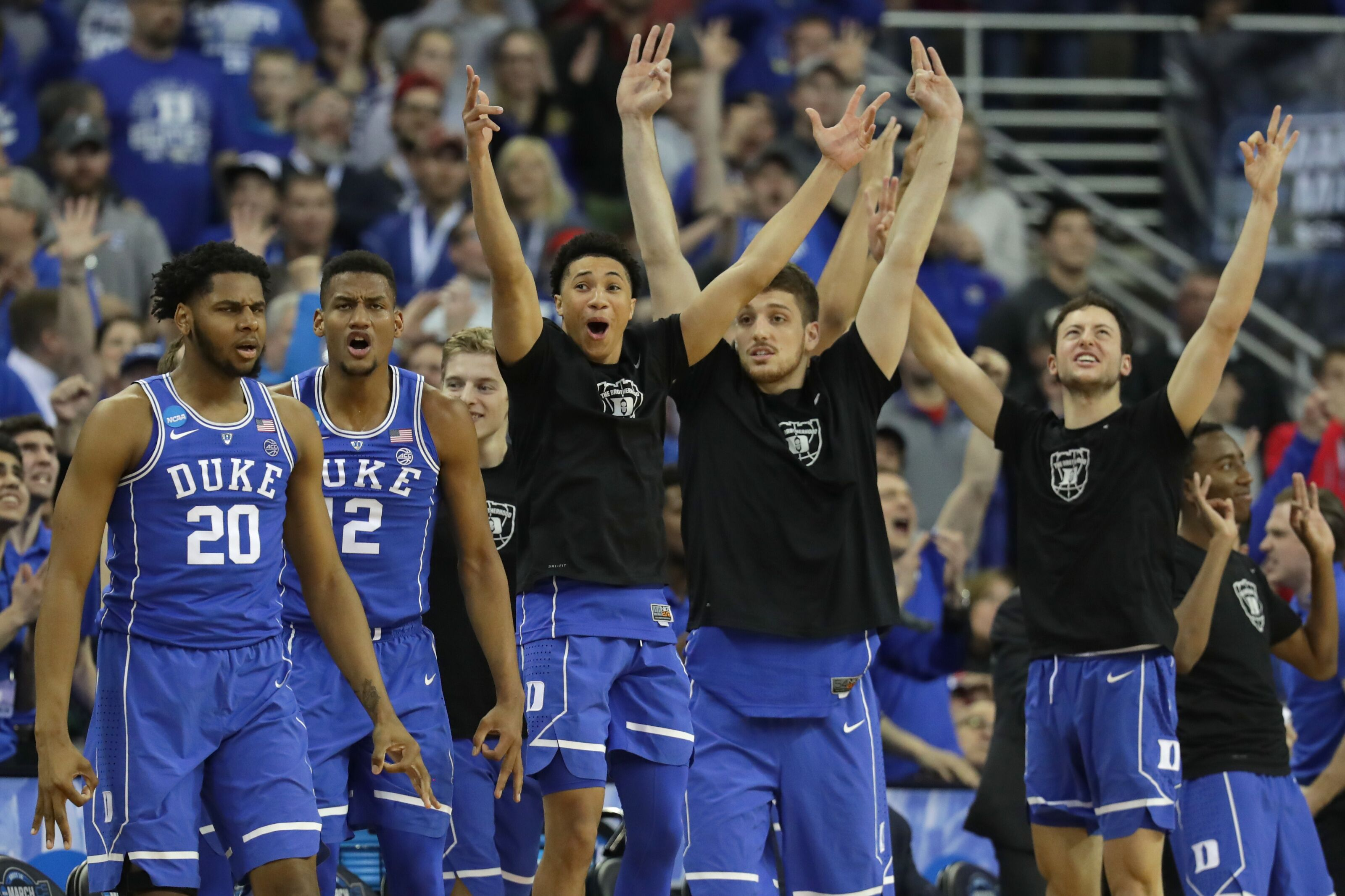Image result for duke basketball pictures 2018-19