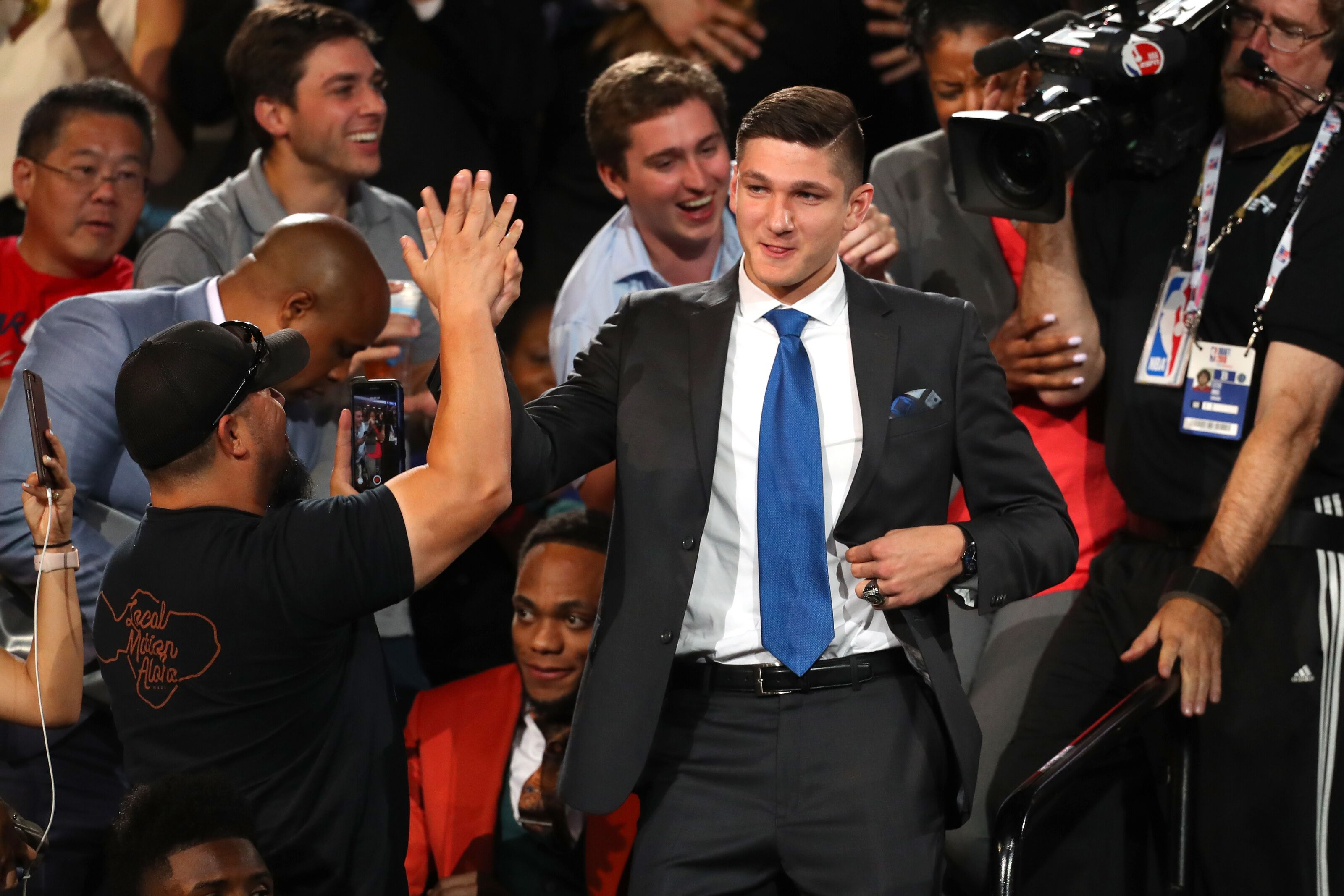 667b6b709634 Duke in the NBA  Grayson Allen Fills Stat Sheet Again in Summer League