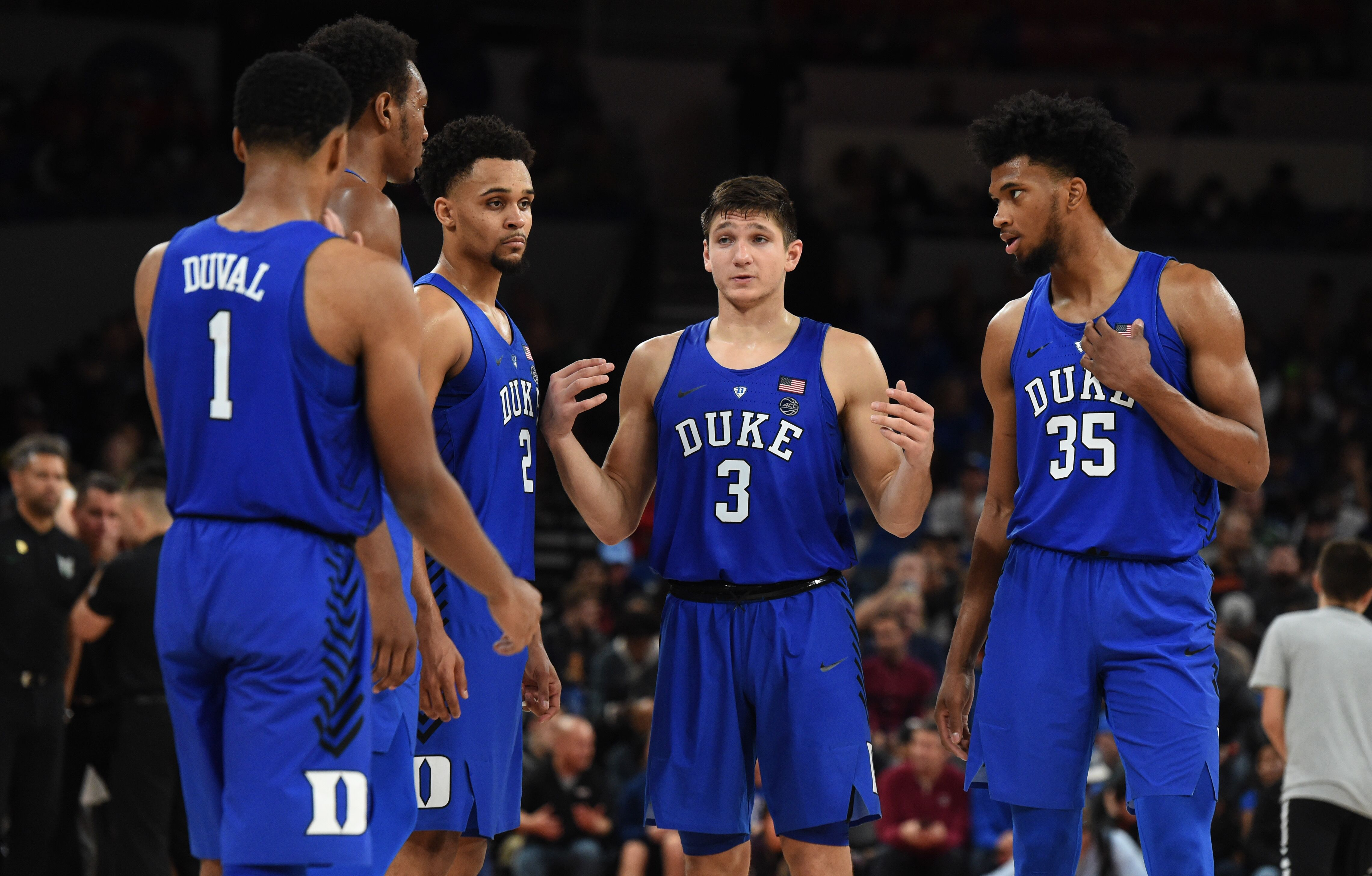 Duke Basketball: Biggest weakness for Blue Devils ...