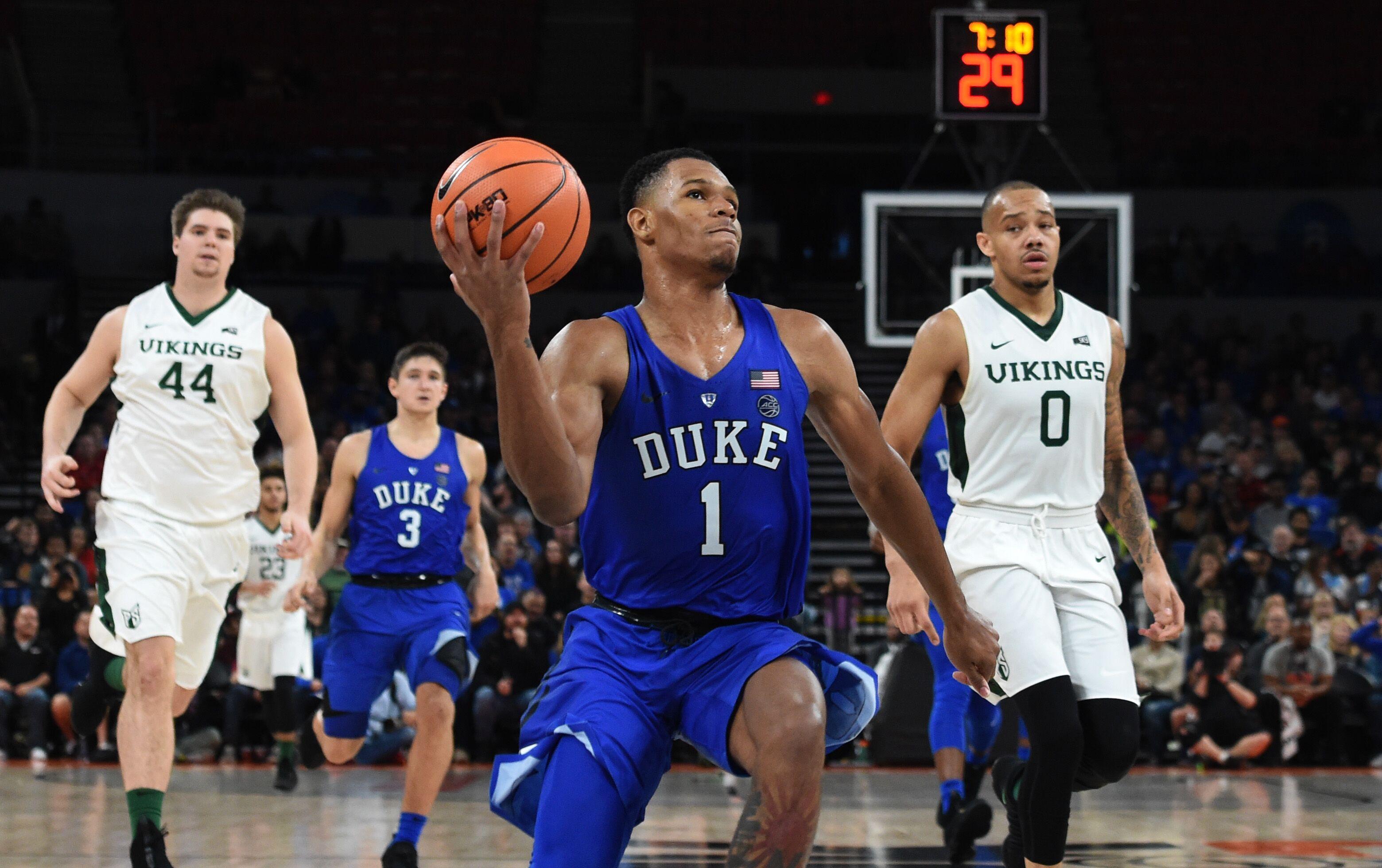 Duke Basketball: Trevon Duval Headed to the NBA