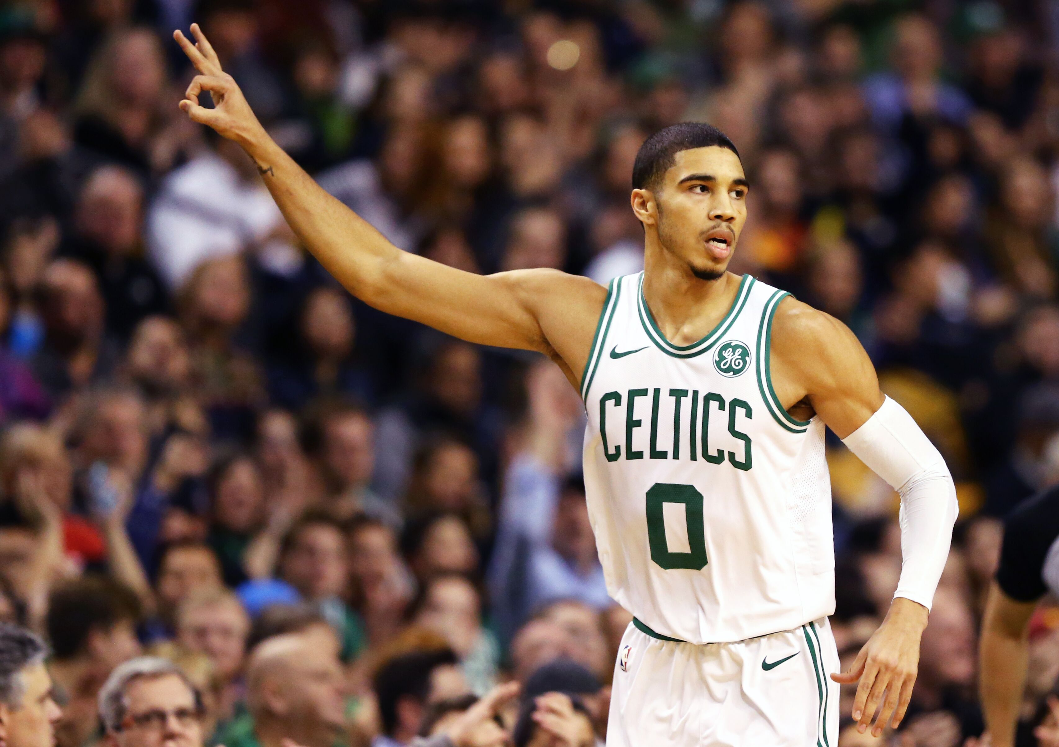 a0dfc5d49e3 What if Jayson Tatum Was Drafted First or Second?