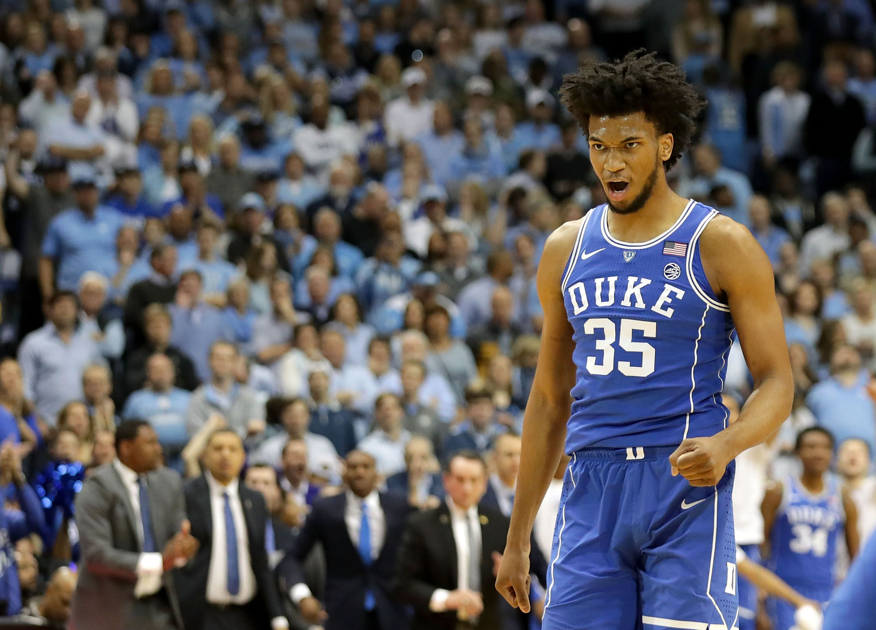 c01aef857b0 Duke Basketball  Can Blue Devils Survive Without Marvin Bagley III