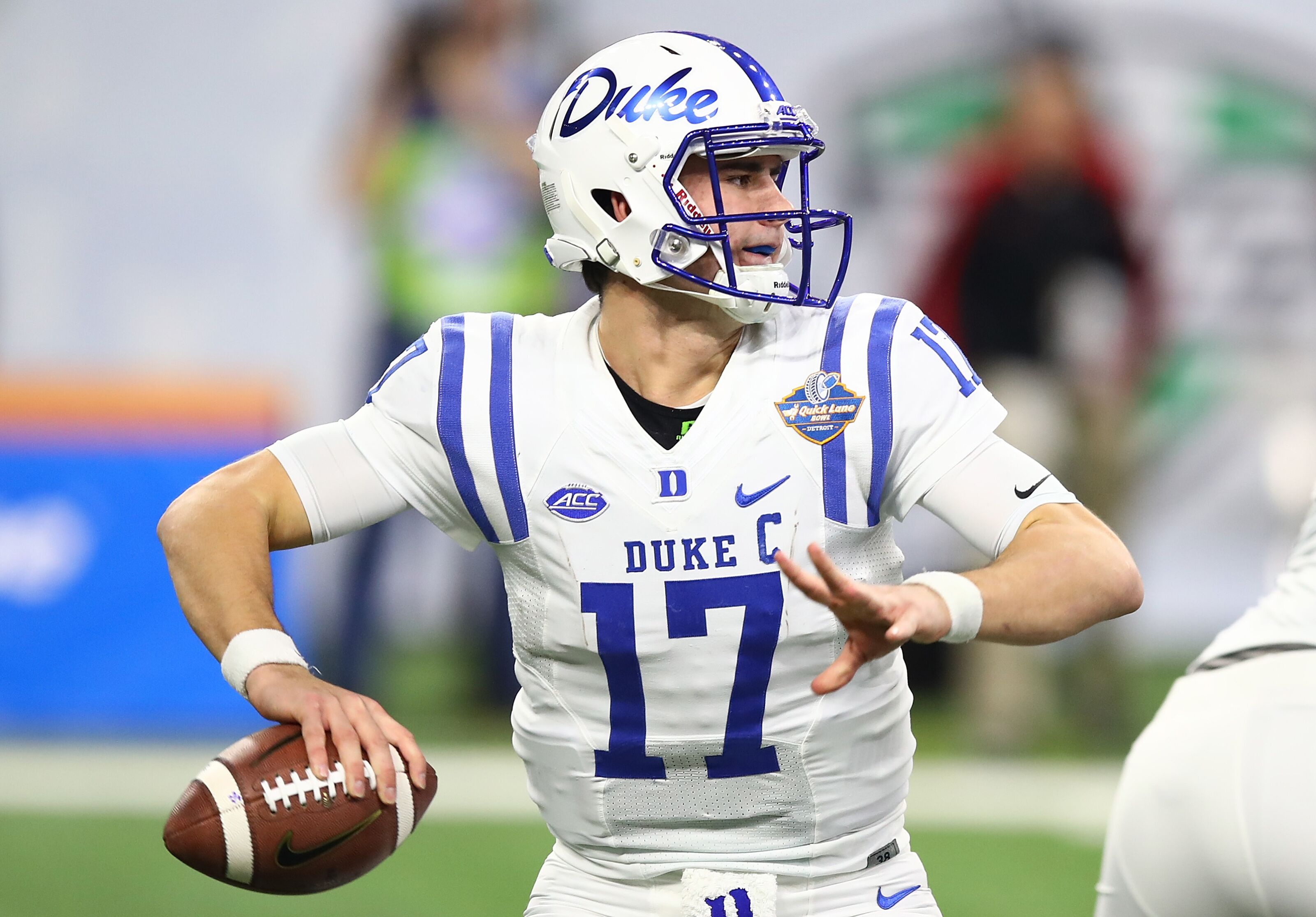 huge discount 4ab49 b7b39 Duke Football: Blue Devils Finish Up Spring Practices