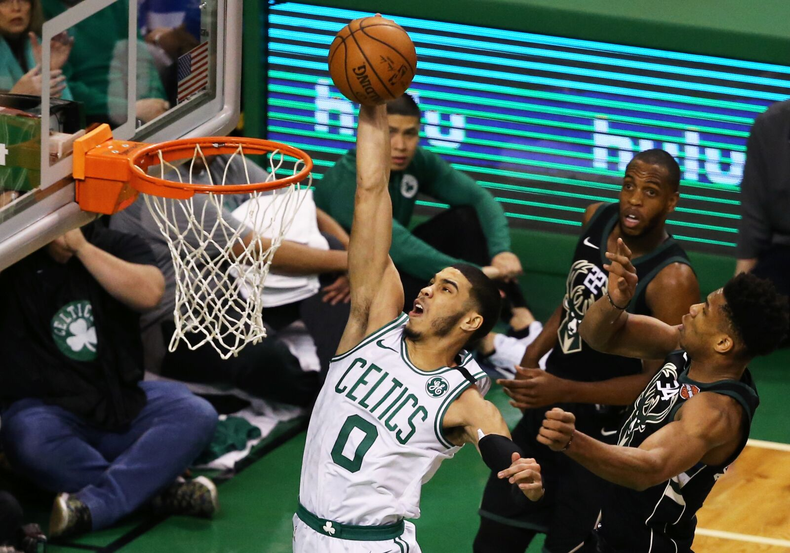 f9083eefb Duke Basketball  Jayson Tatum shows MVP potential early in his career