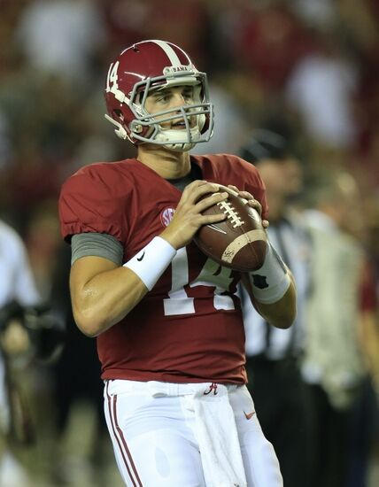 Alabama Football's 72 Game Favorite Streak May End