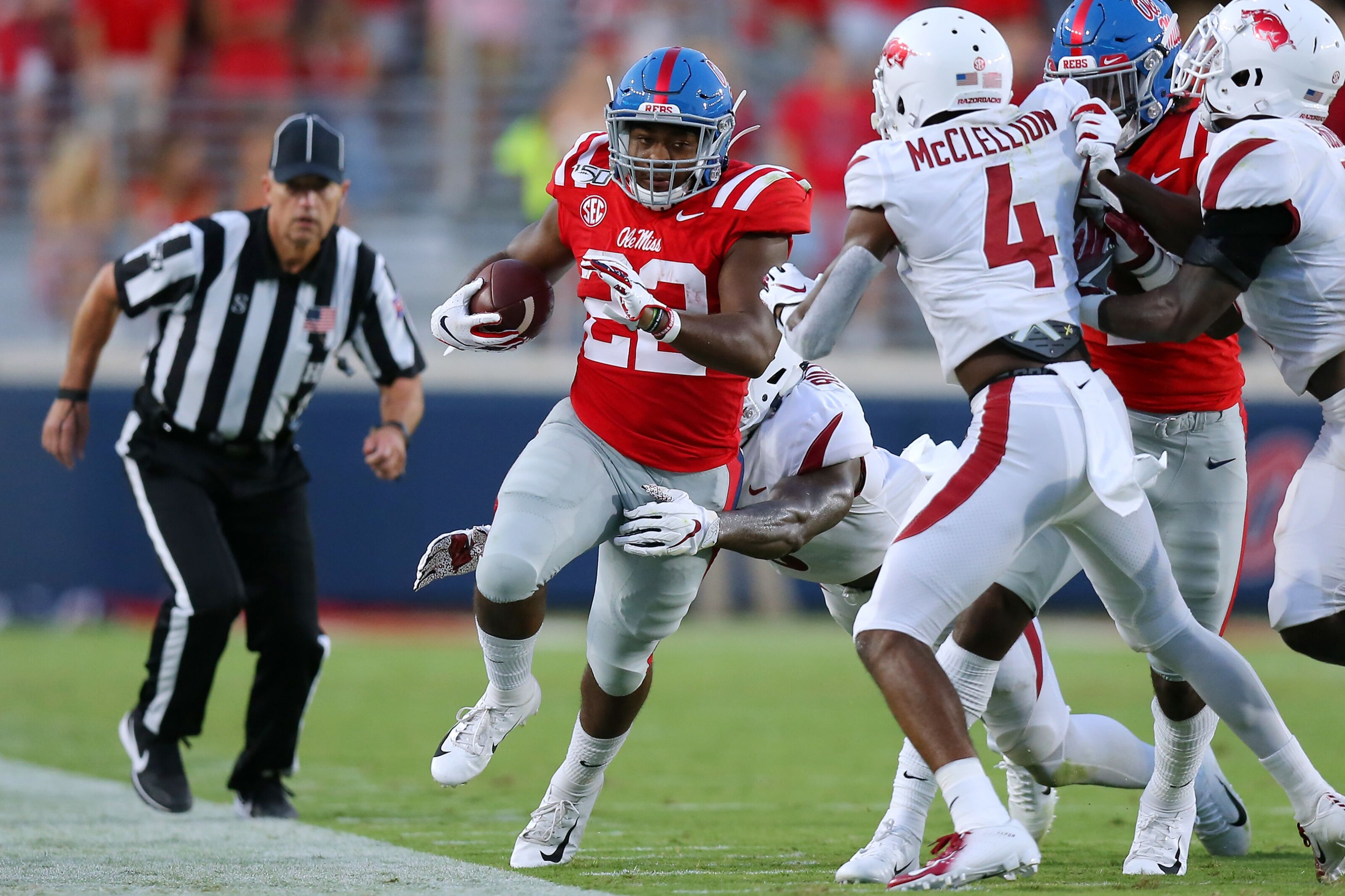 Alabama Football: Ole Miss might be content playing on the road