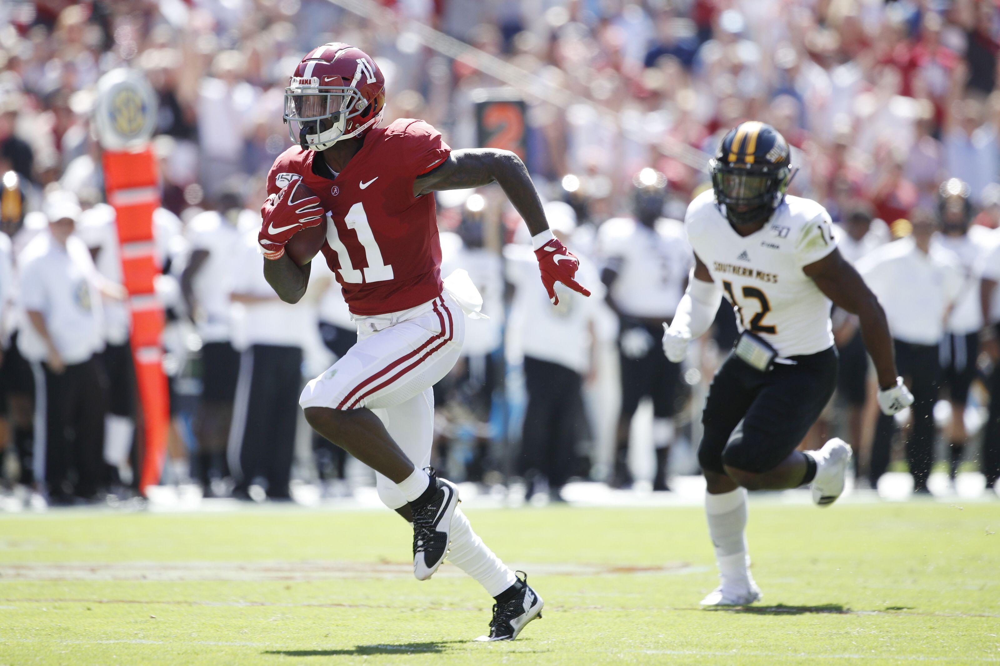 Alabama Football: Tide rolls over USM and more injury news