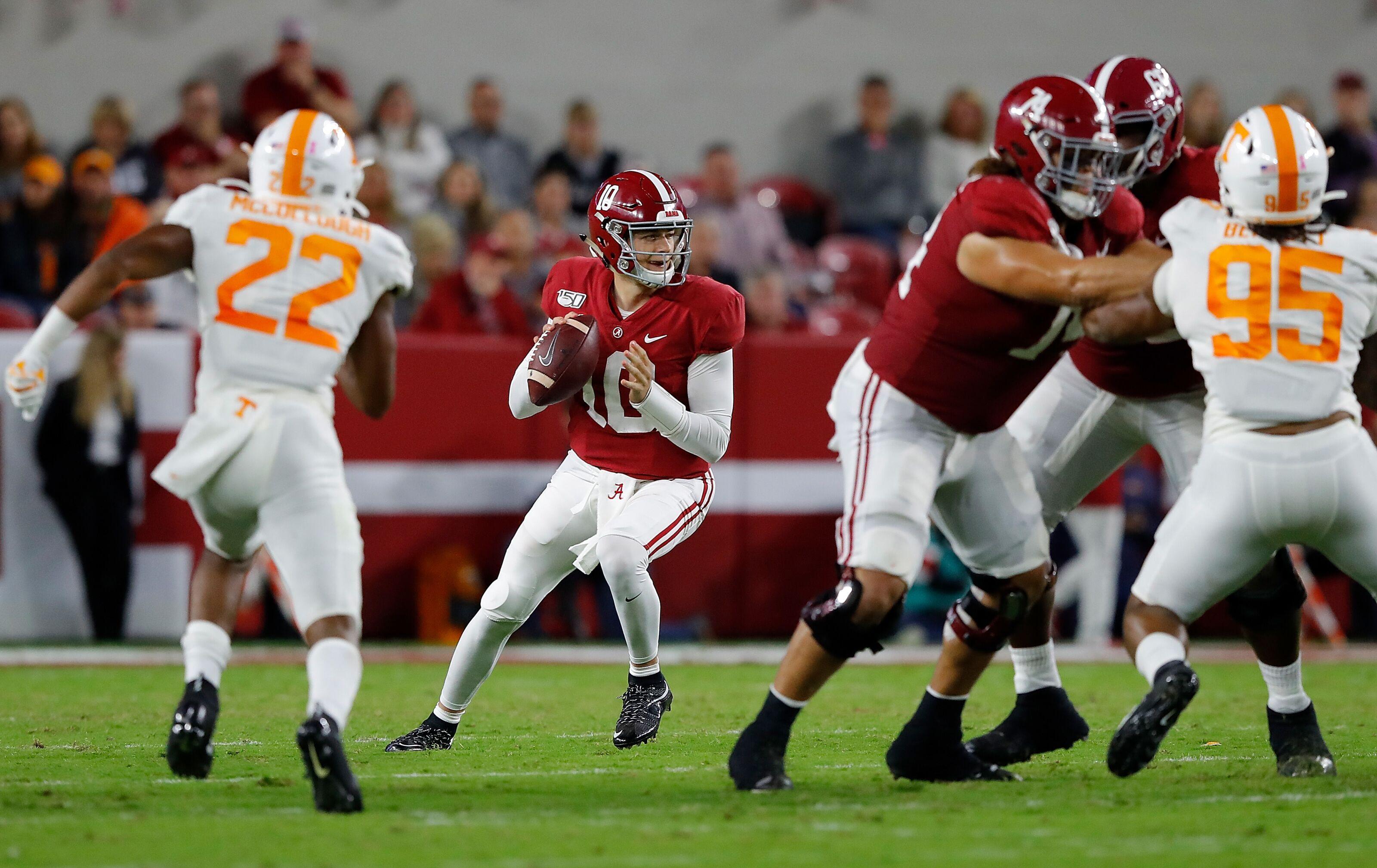 Alabama Football: Tua Tagovailoa says he will be back for LSU