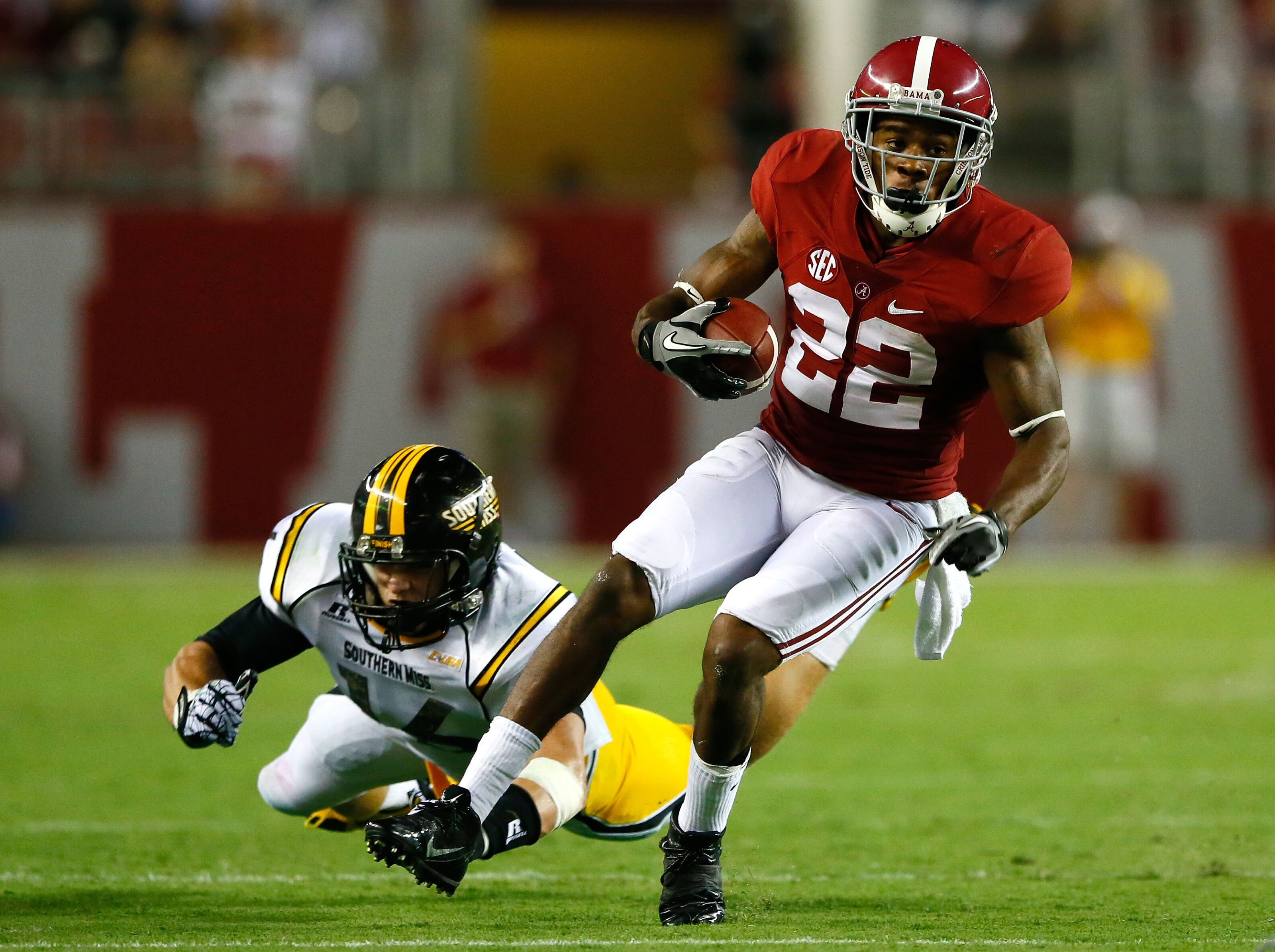 Alabama Football: Tide and Southern Mississippi have a long history