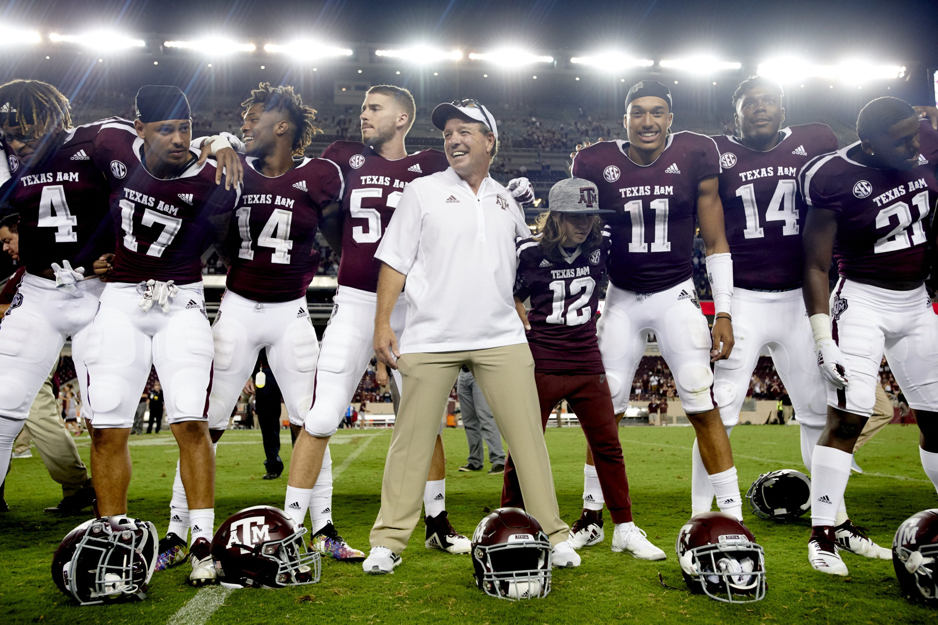 Alabama Football: 2019 season week six preview Texas A&M