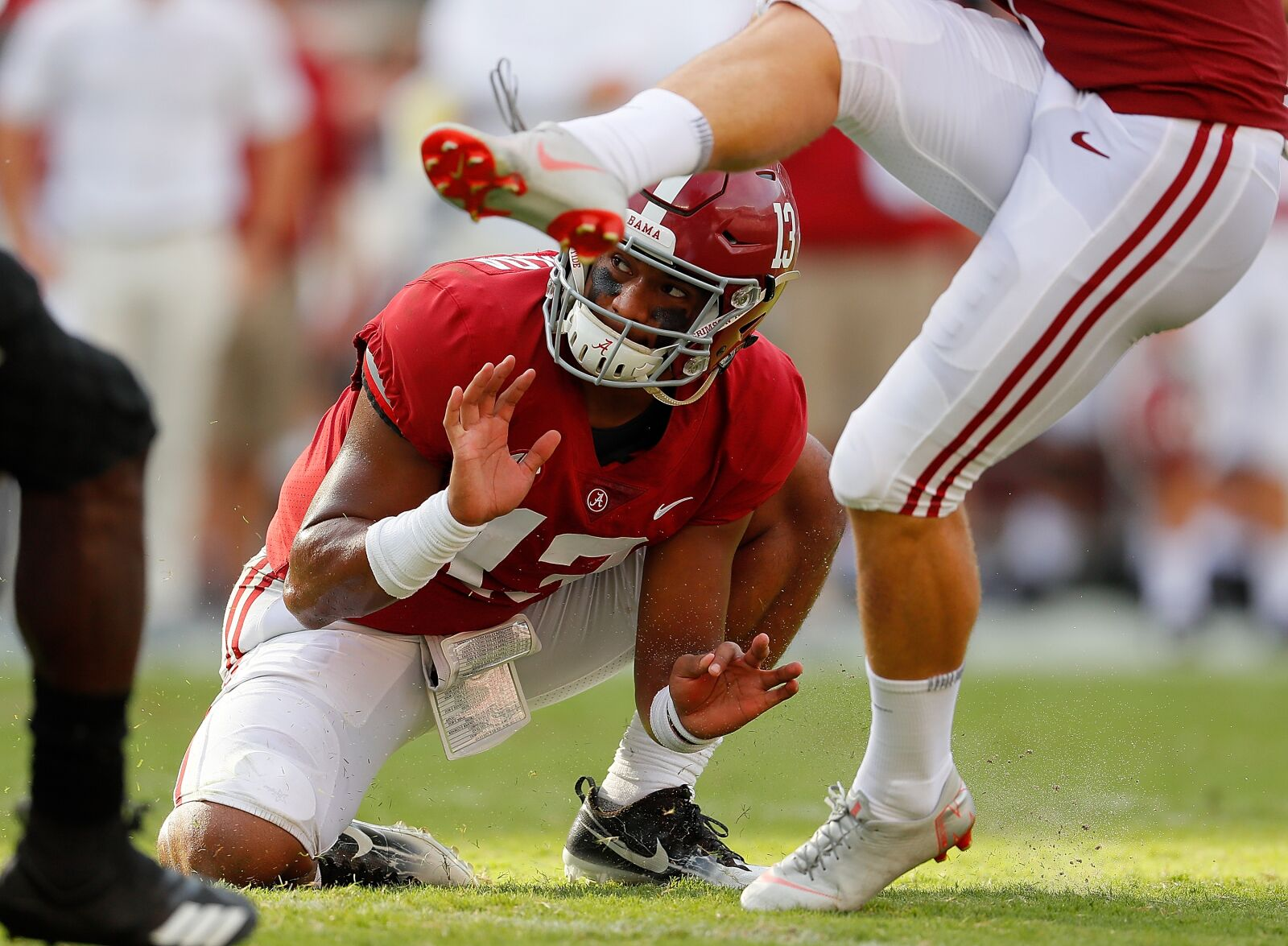 4fee4d5c3 Alabama Football  Week two wrap and possible changes for Ole Miss