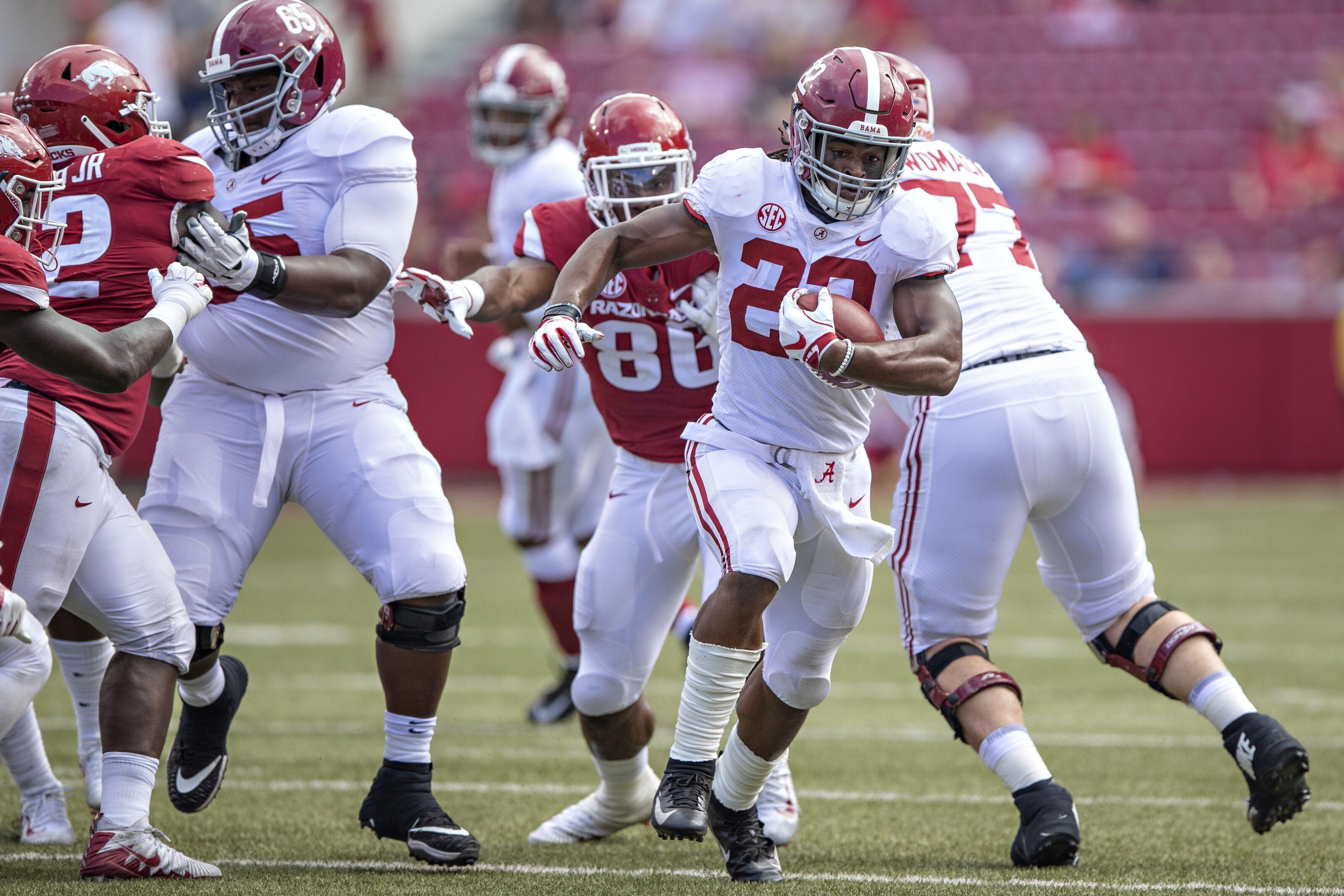 Alabama Football: 2019 season week nine preview Arkansas