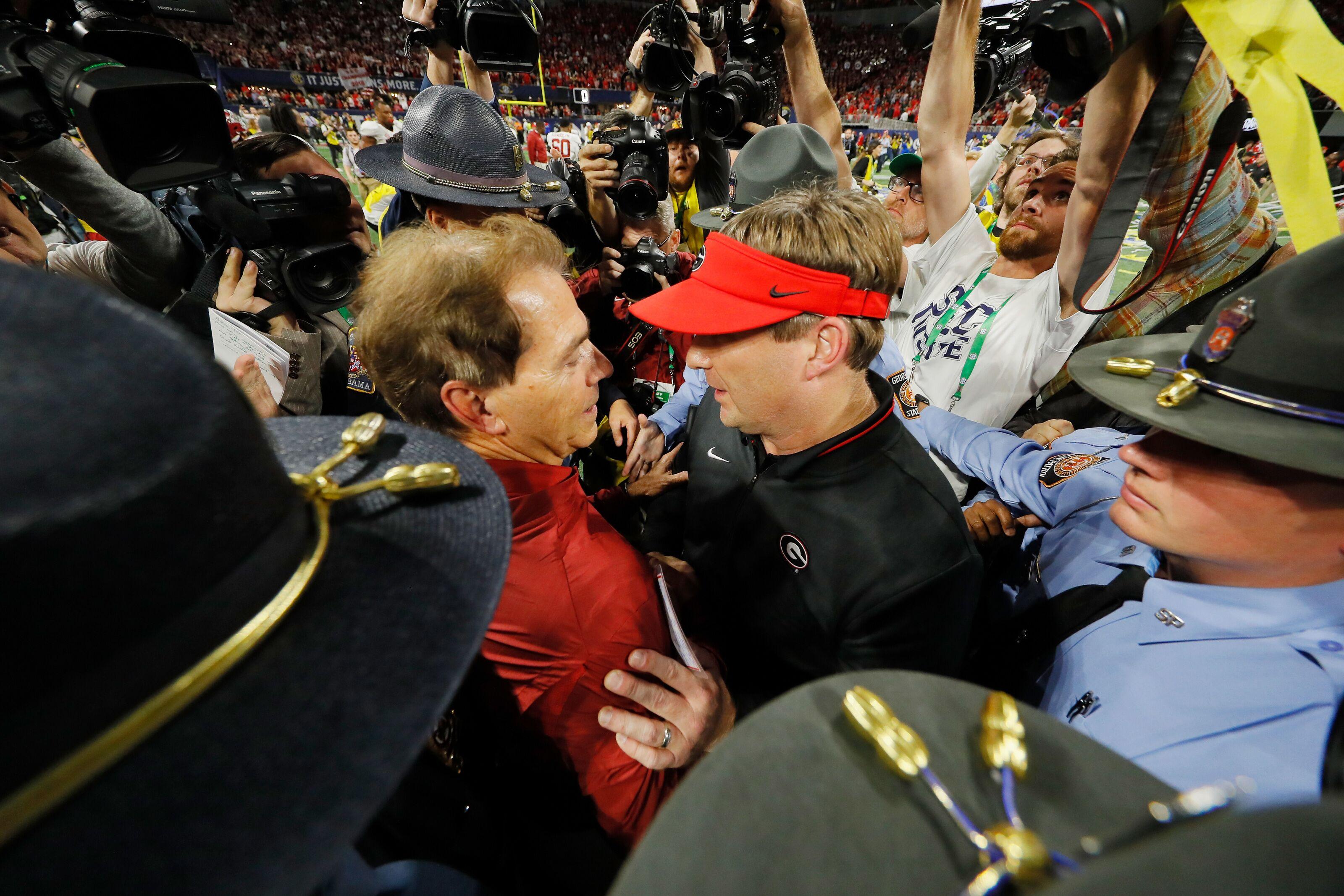 8ab37883 Alabama Football: Webb to UGA a breach in Nick Saban recruiting wall