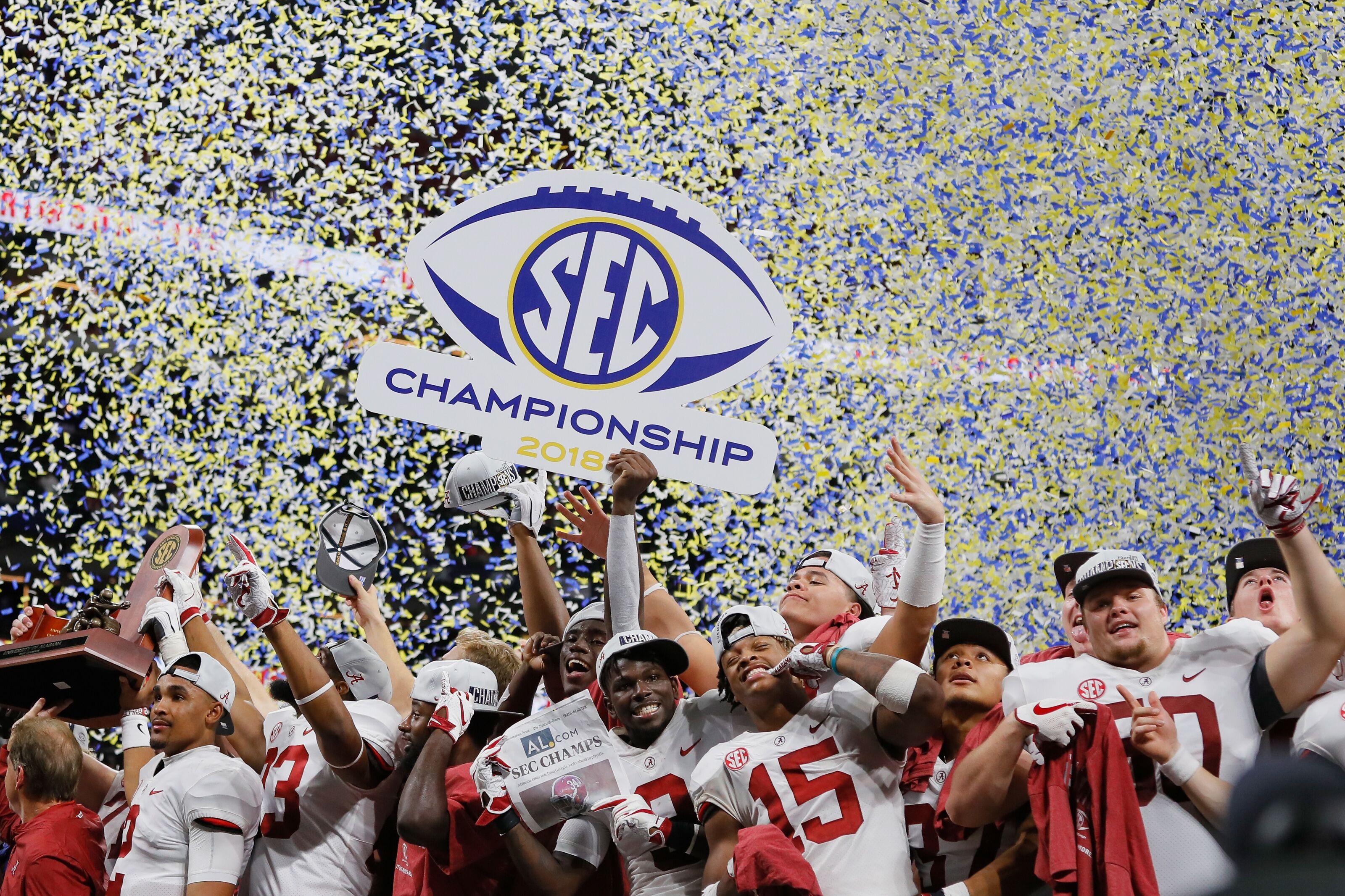 Alabama Football: At midseason Tide vs SEC statistically