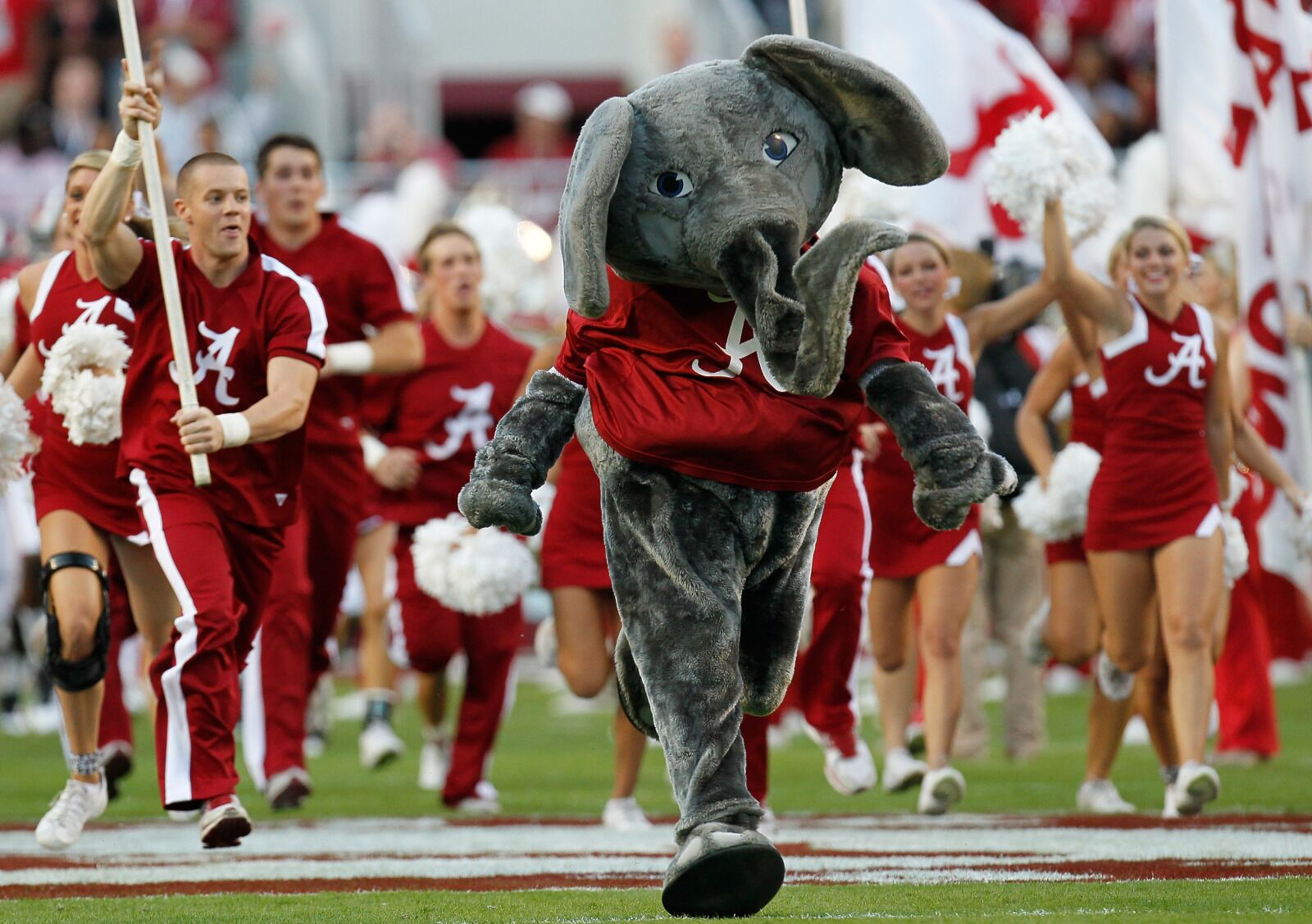 Alabama Football: Where the Tide stands in national and SEC stats