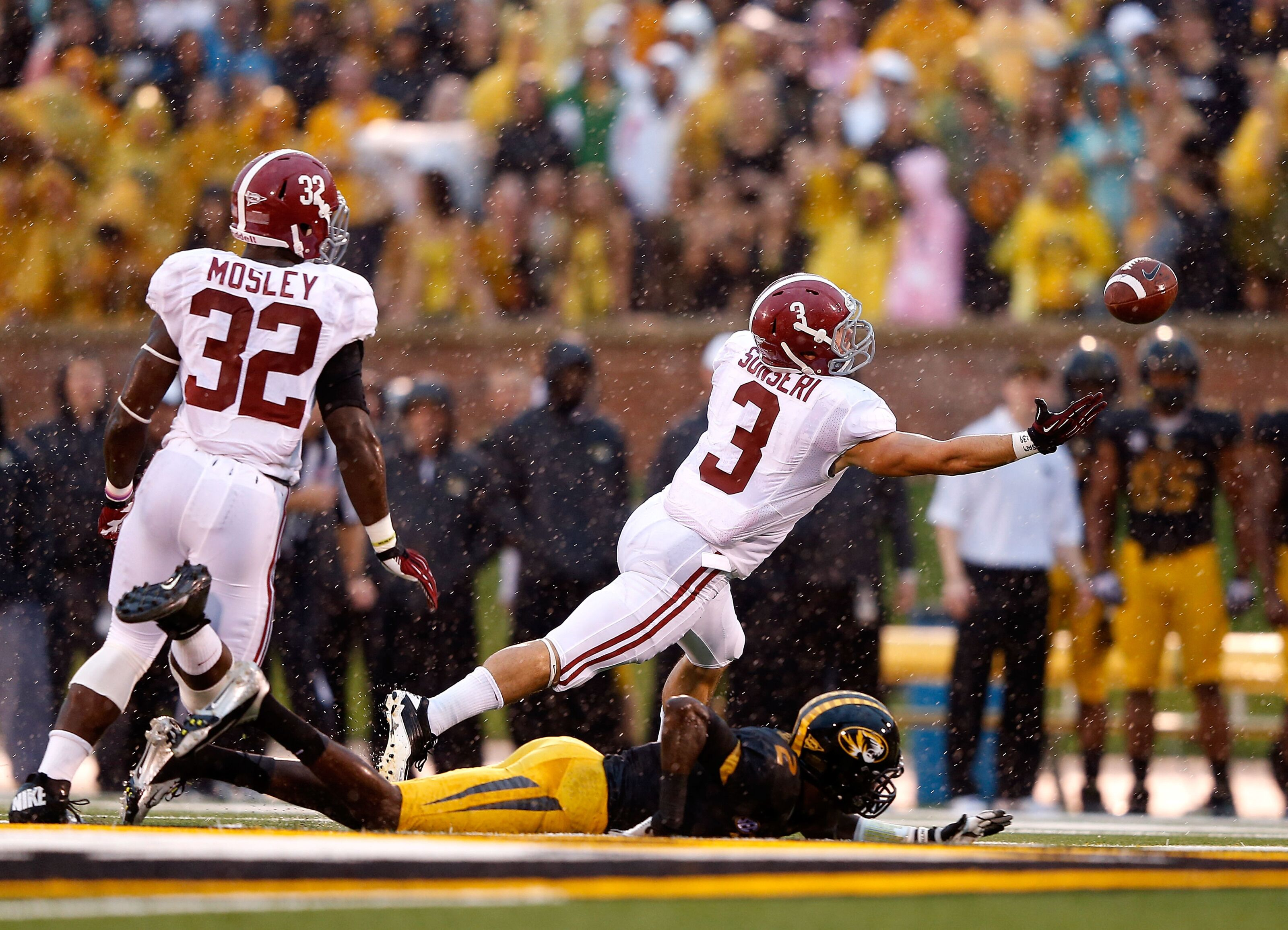 Alabama Football: Sal and sons could settle in Tuscaloosa