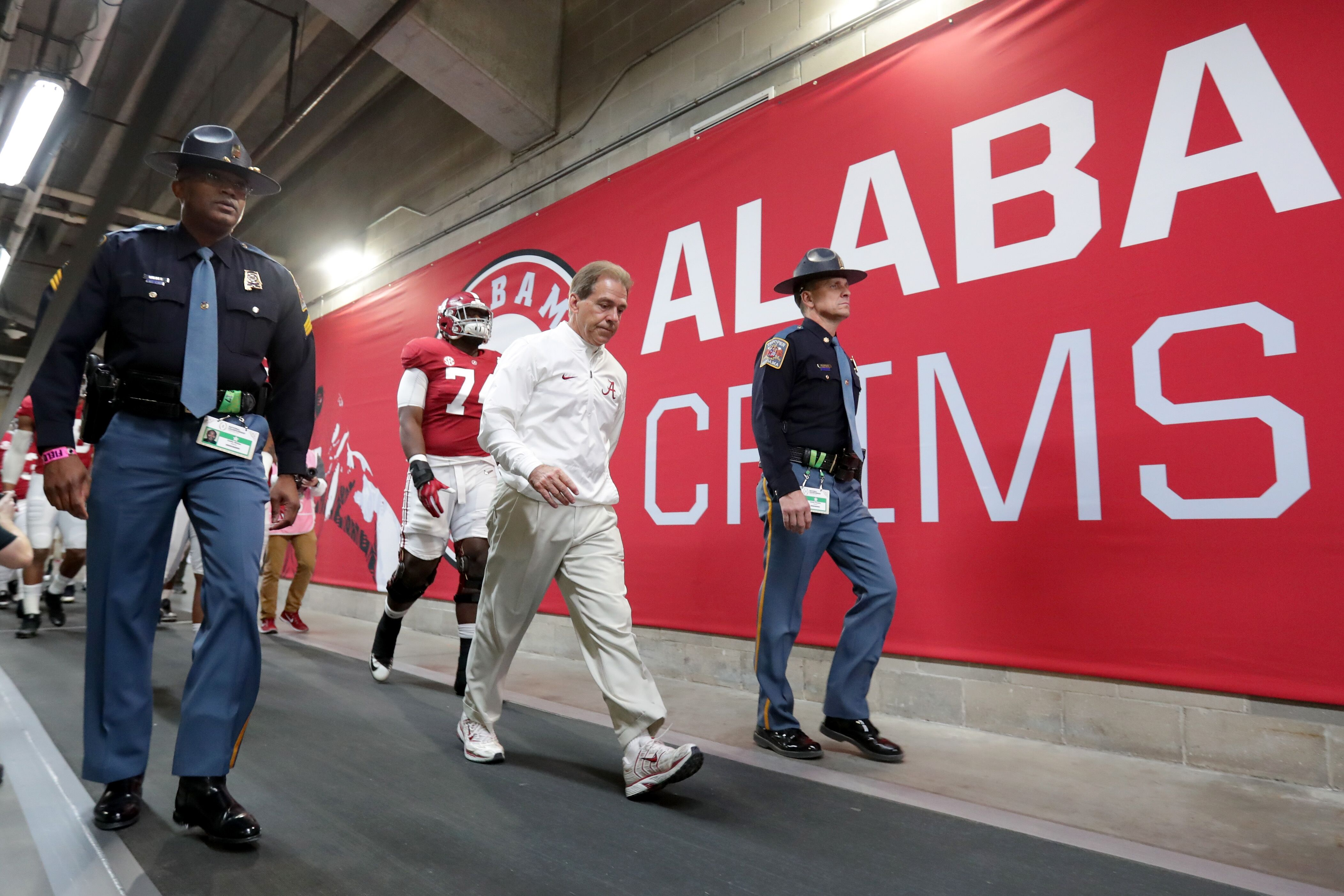 Alabama Football: Top QB picks UGA, not a problem for the Tide
