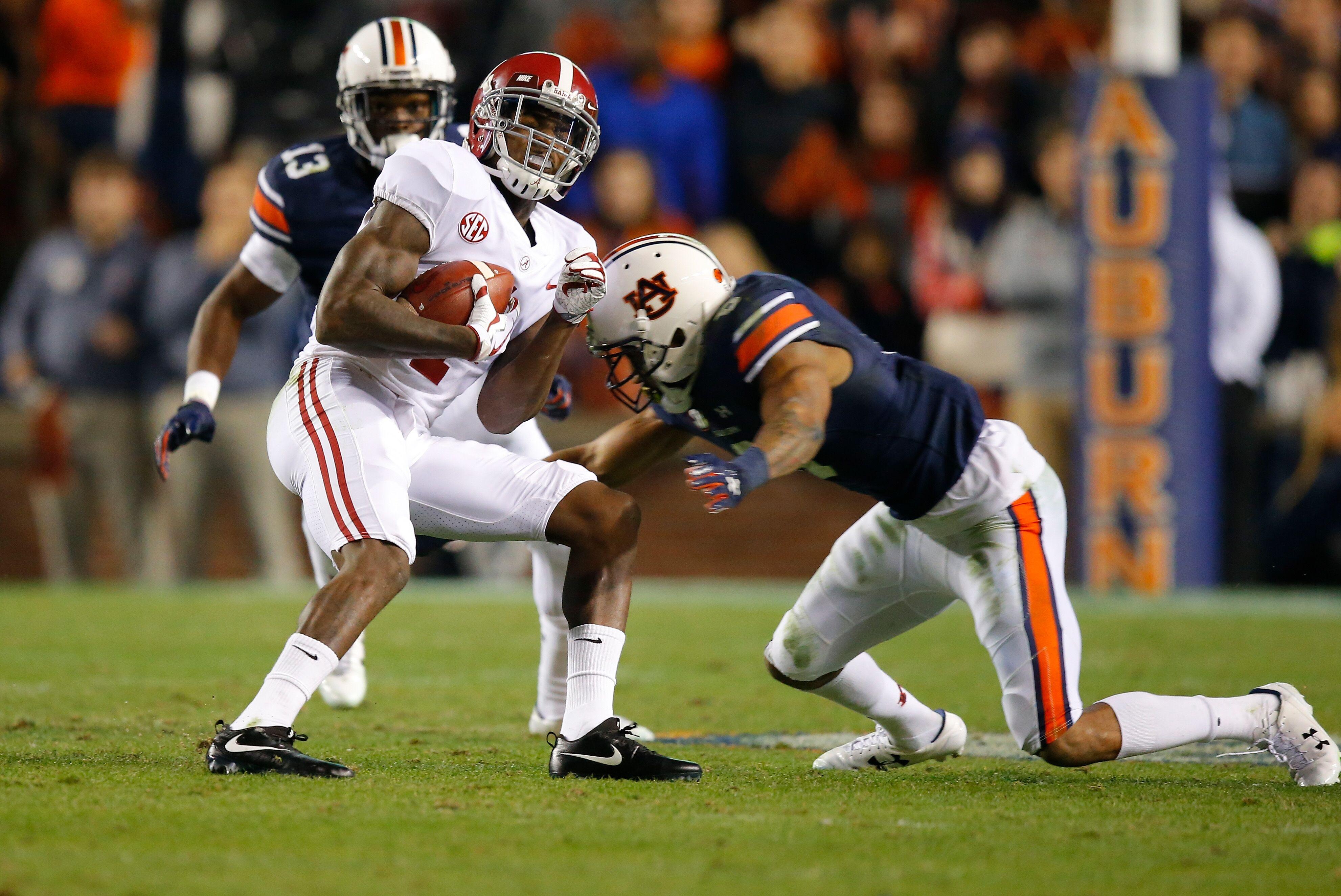 Alabama Football Three Reasons For The Auburn Loss