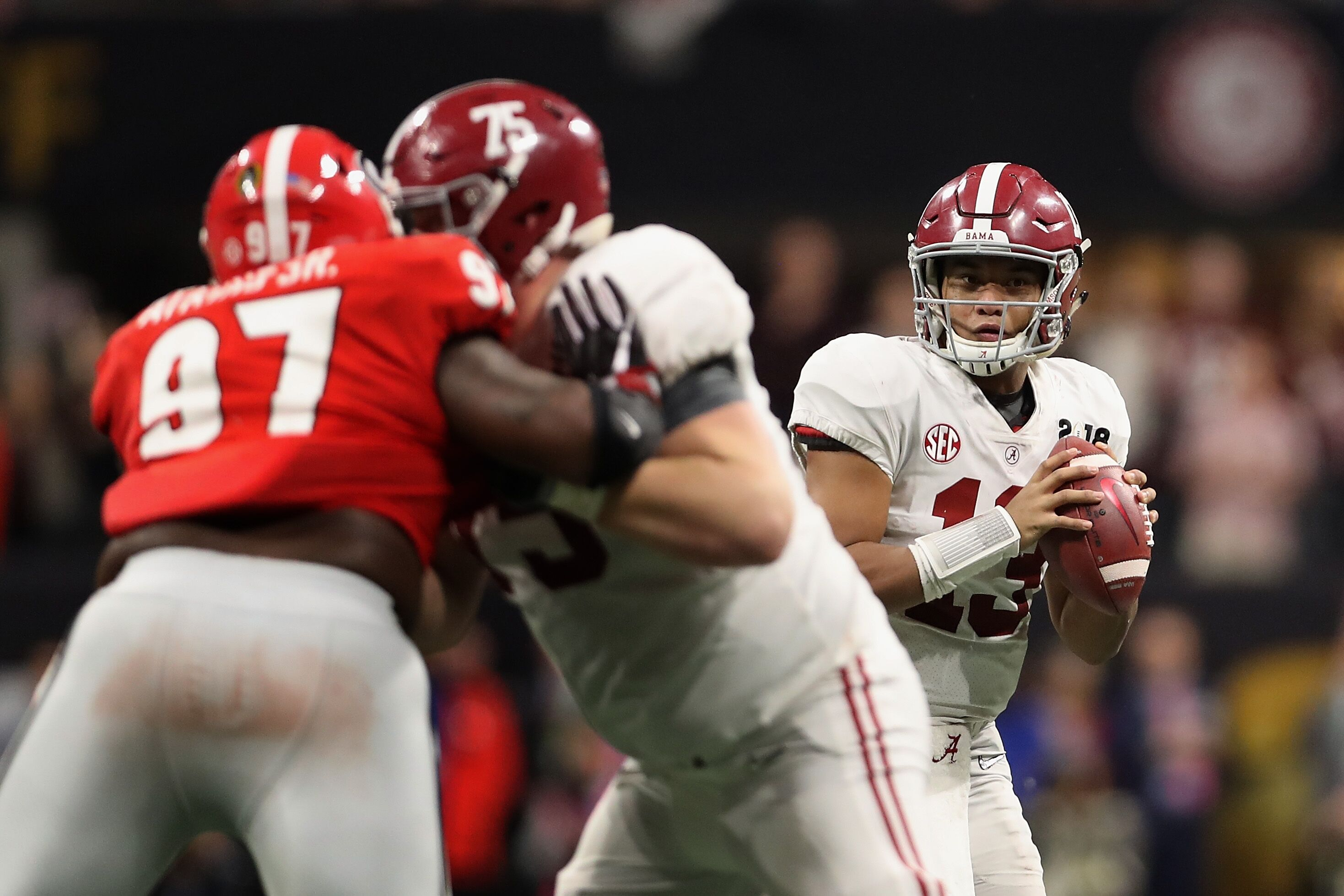 Alabama Football  A New Era of Alabama Offense Has Begun be3187b72