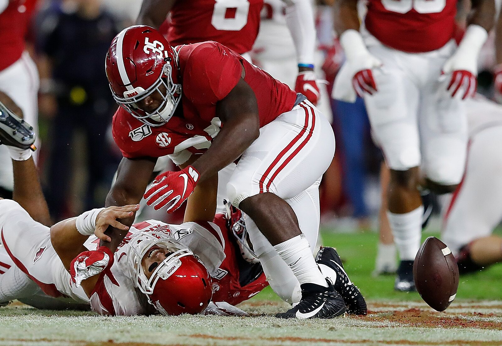 Reasons why the Crimson Tide will field an Elite Defense in 2020
