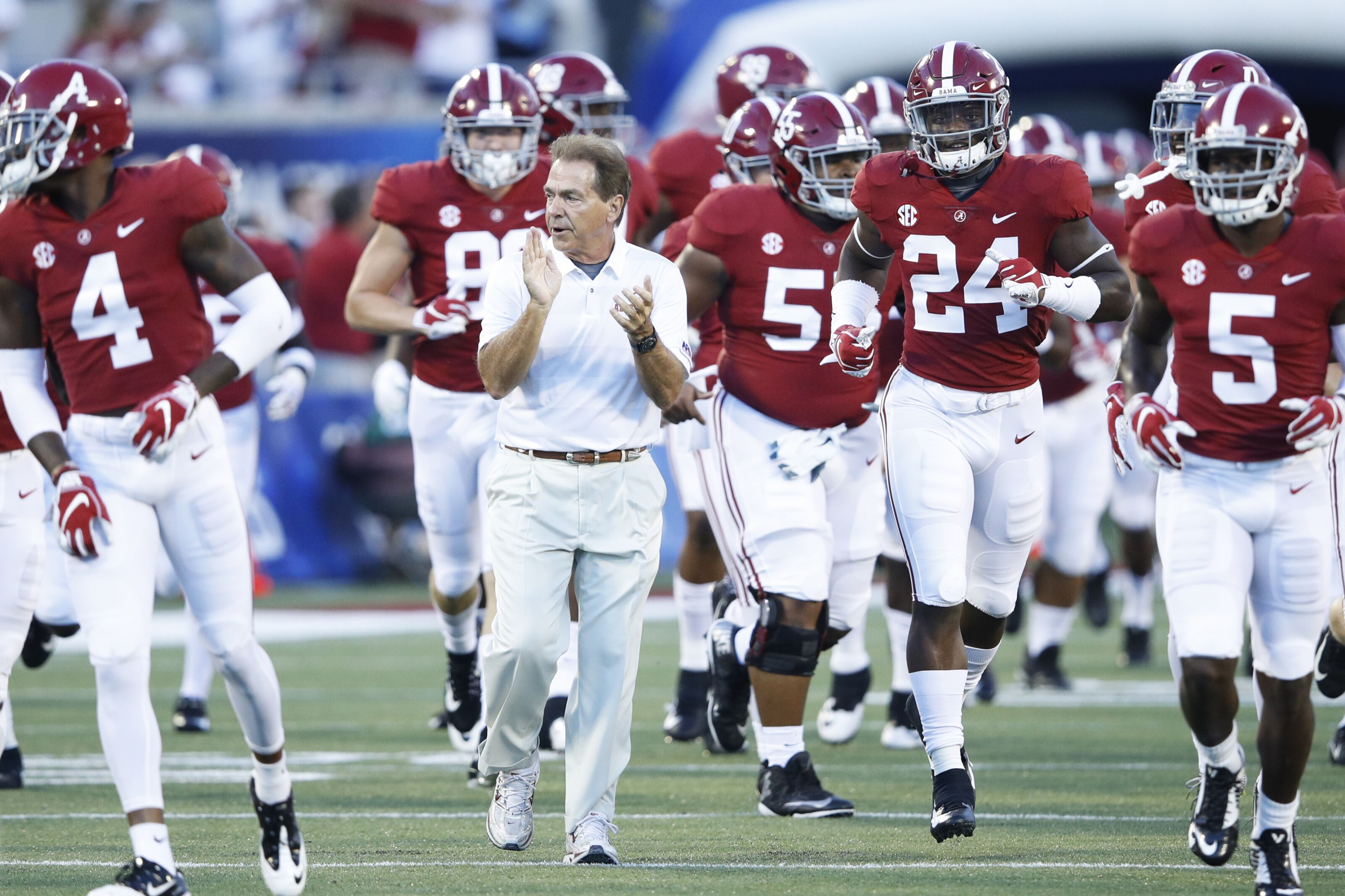 Alabama Football: Final Crimson Tide fall camp scrimmage nuggets
