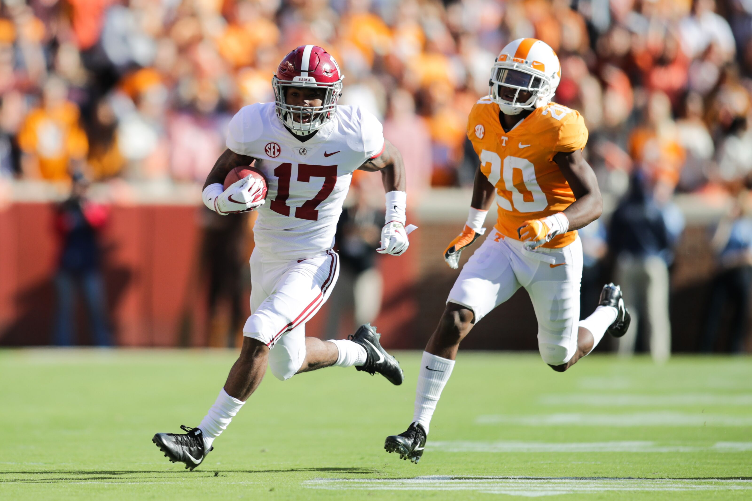 Alabama vs. Tennessee Fearless Prediction, Game Preview