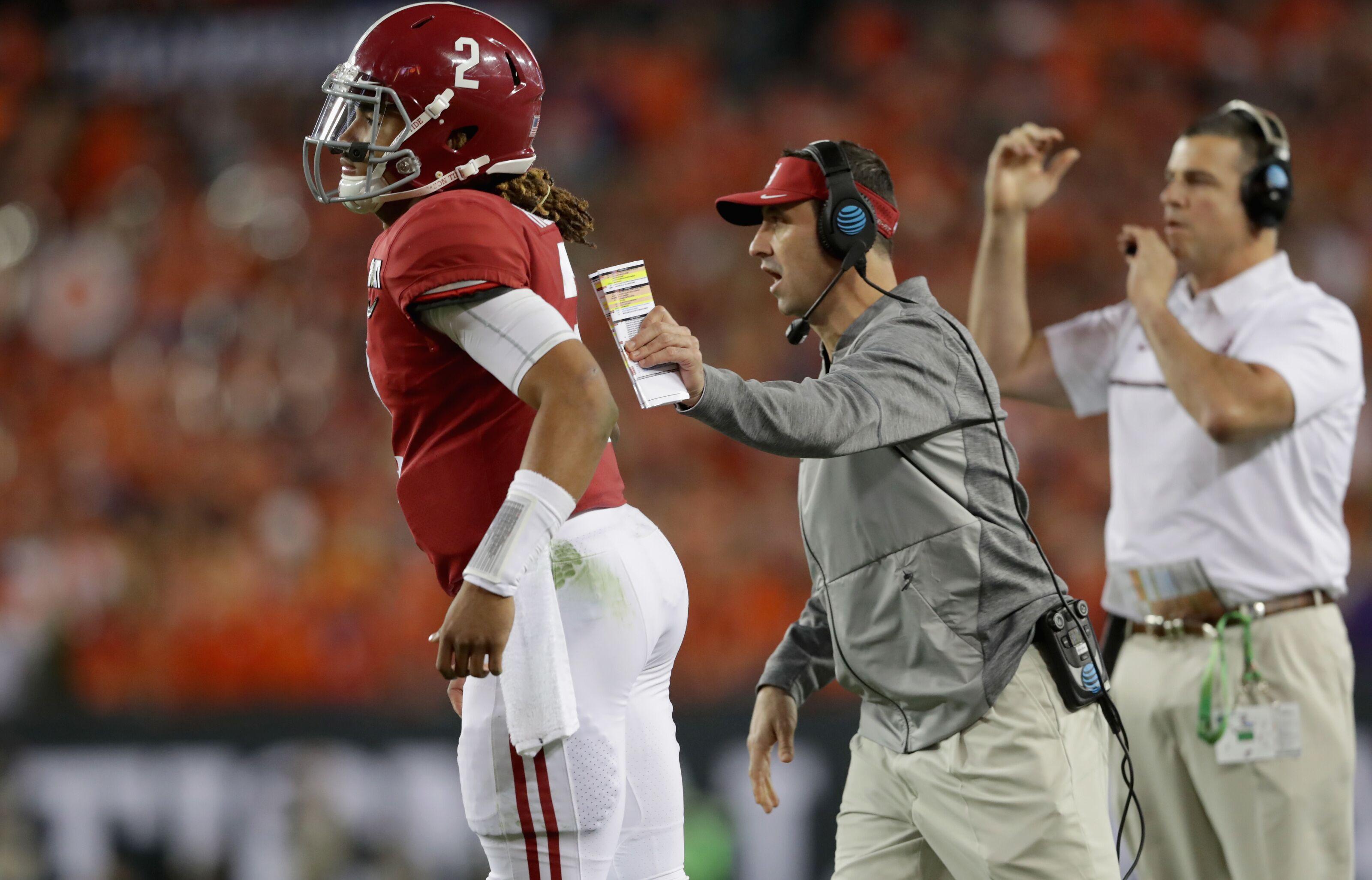 Alabama Football: Sarkisian return step in right direction for Nick Saban