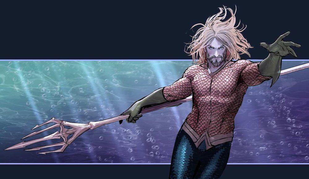Le retour du Roi Aquaman