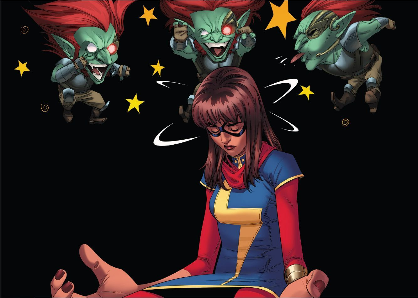 Ms. Marvel #17 Review: Kamala Khan Triumphs Over Online Hatred