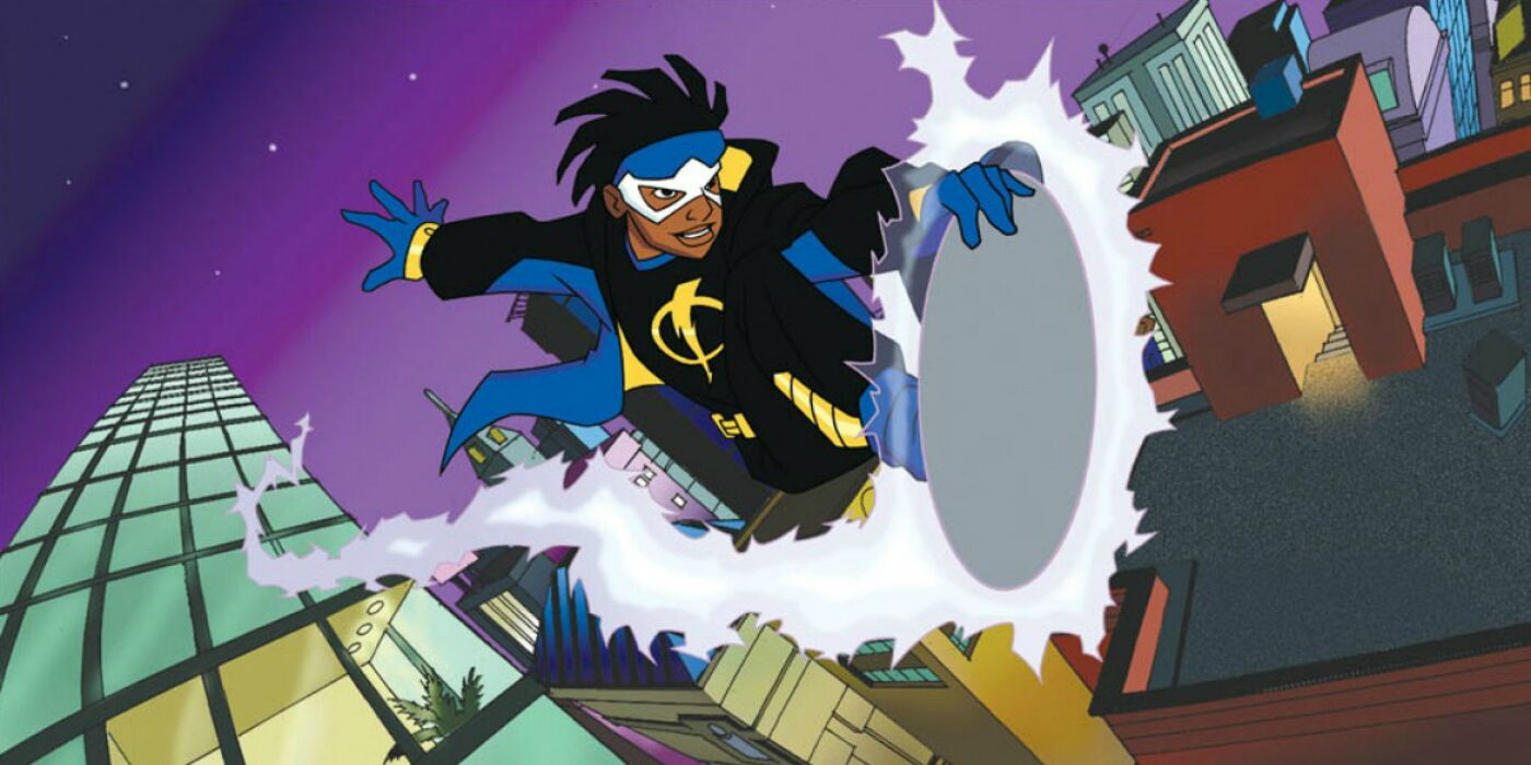 Black Lightning VS Static Shock  Battles  Comic Vine